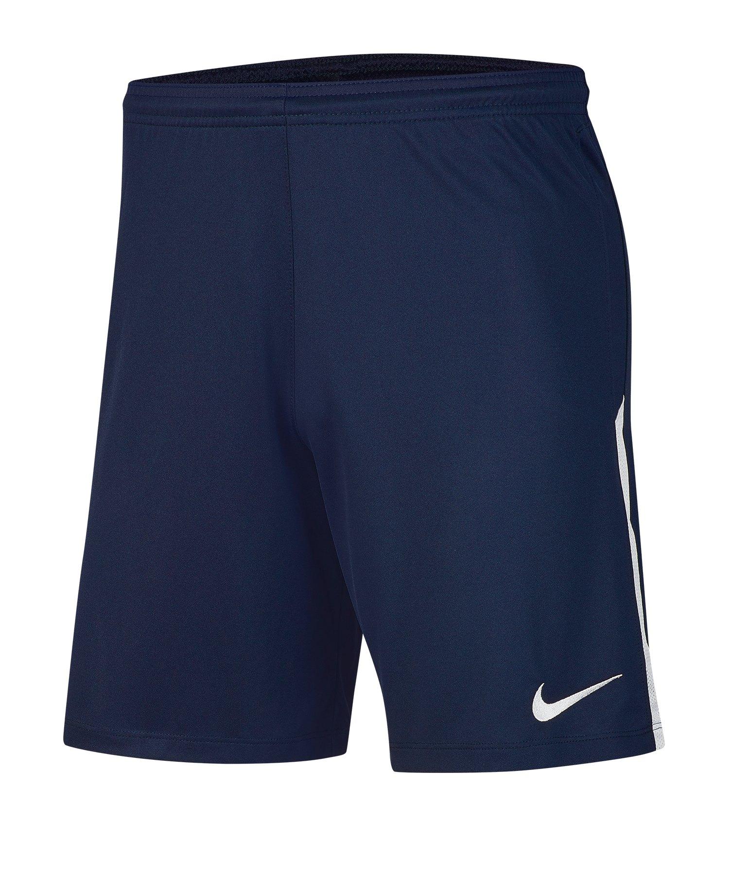 Nike League Knit II Short Kids Blau F410 - blau