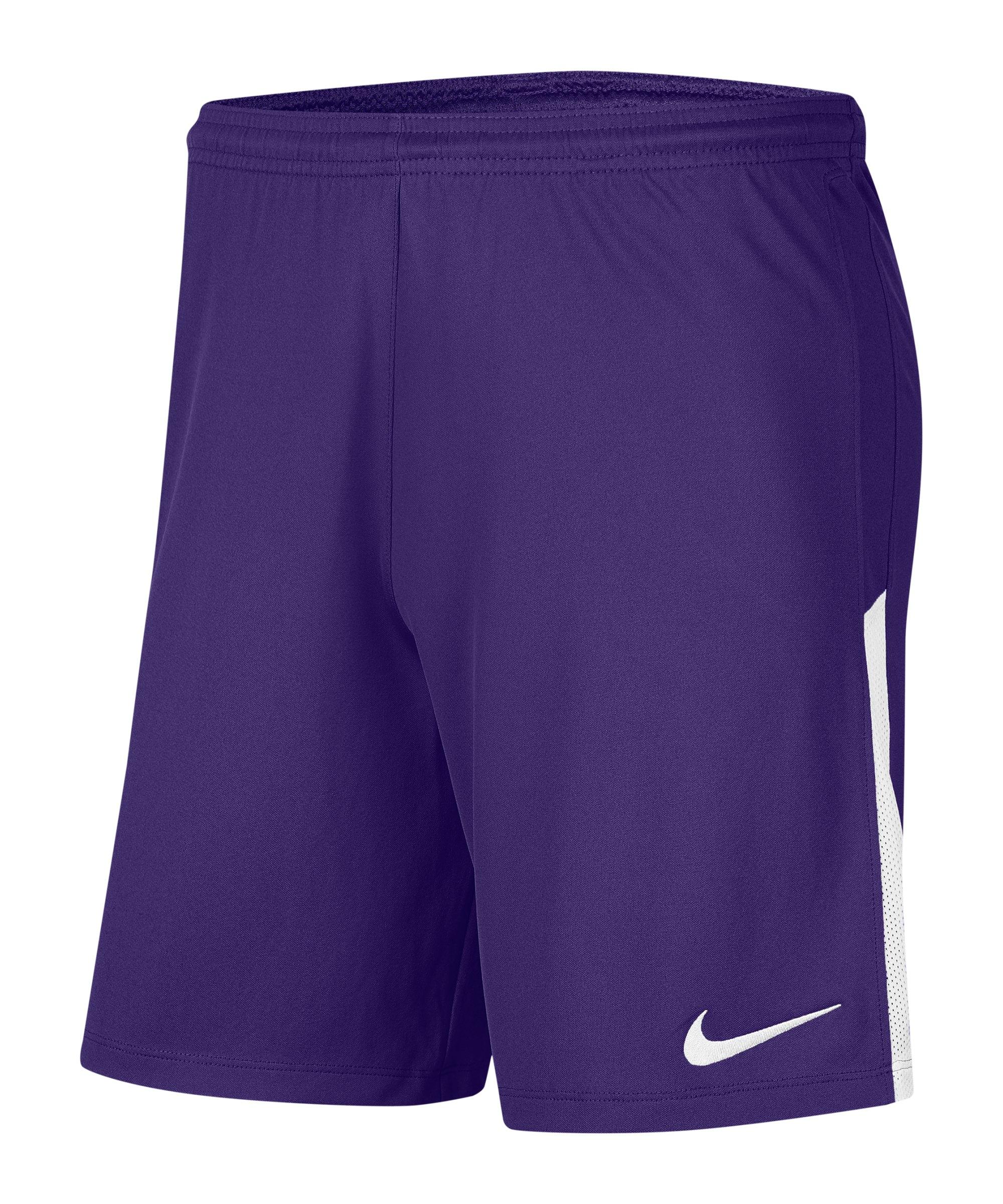 Nike League Knit II Short Kids Lila F547 - lila