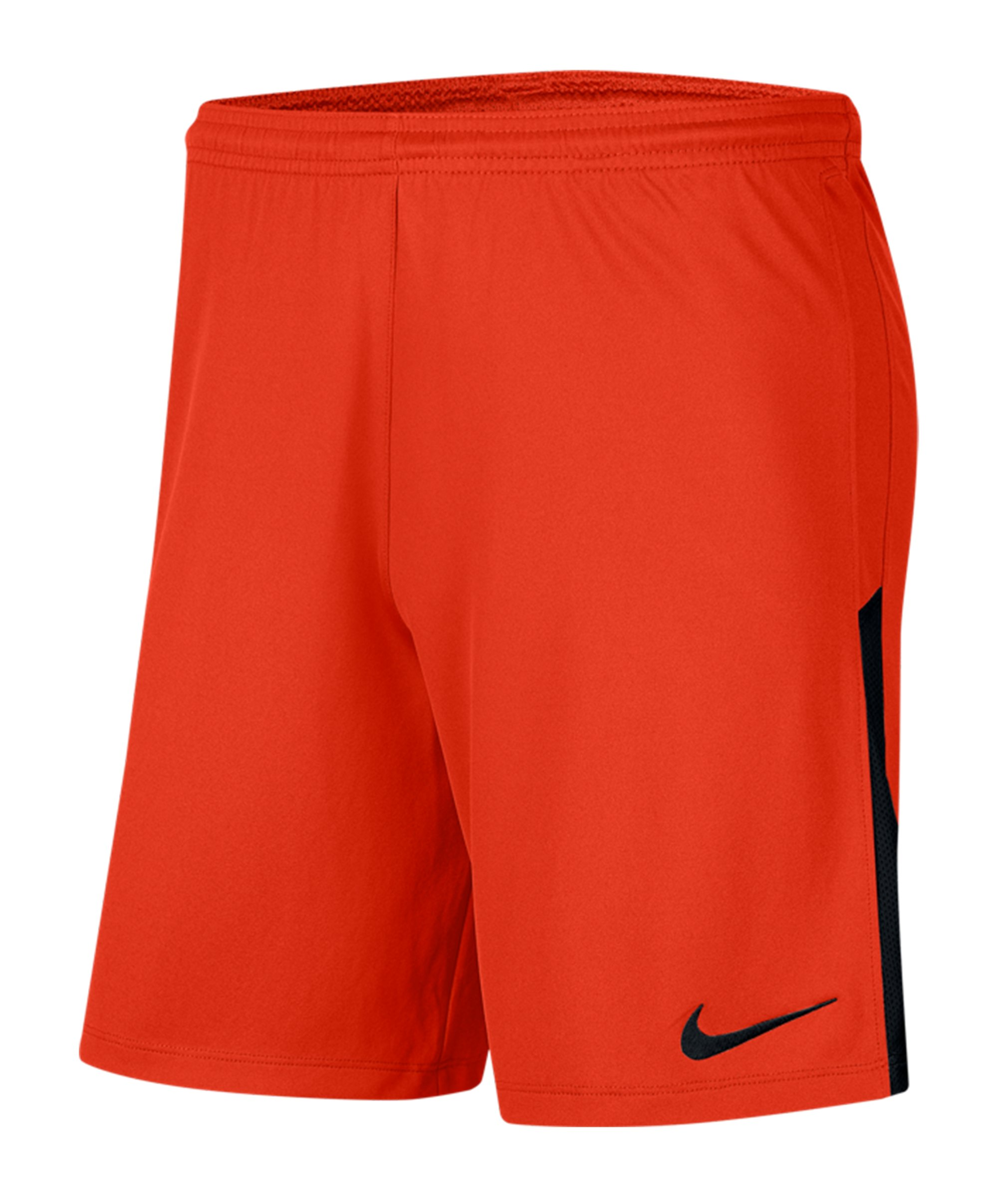 Nike League Knit II Short Kids Orange F891 - orange