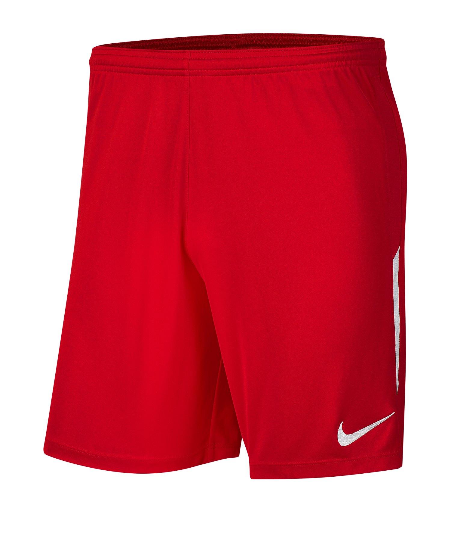 Nike League Knit II Short Kids Rot F657 - rot