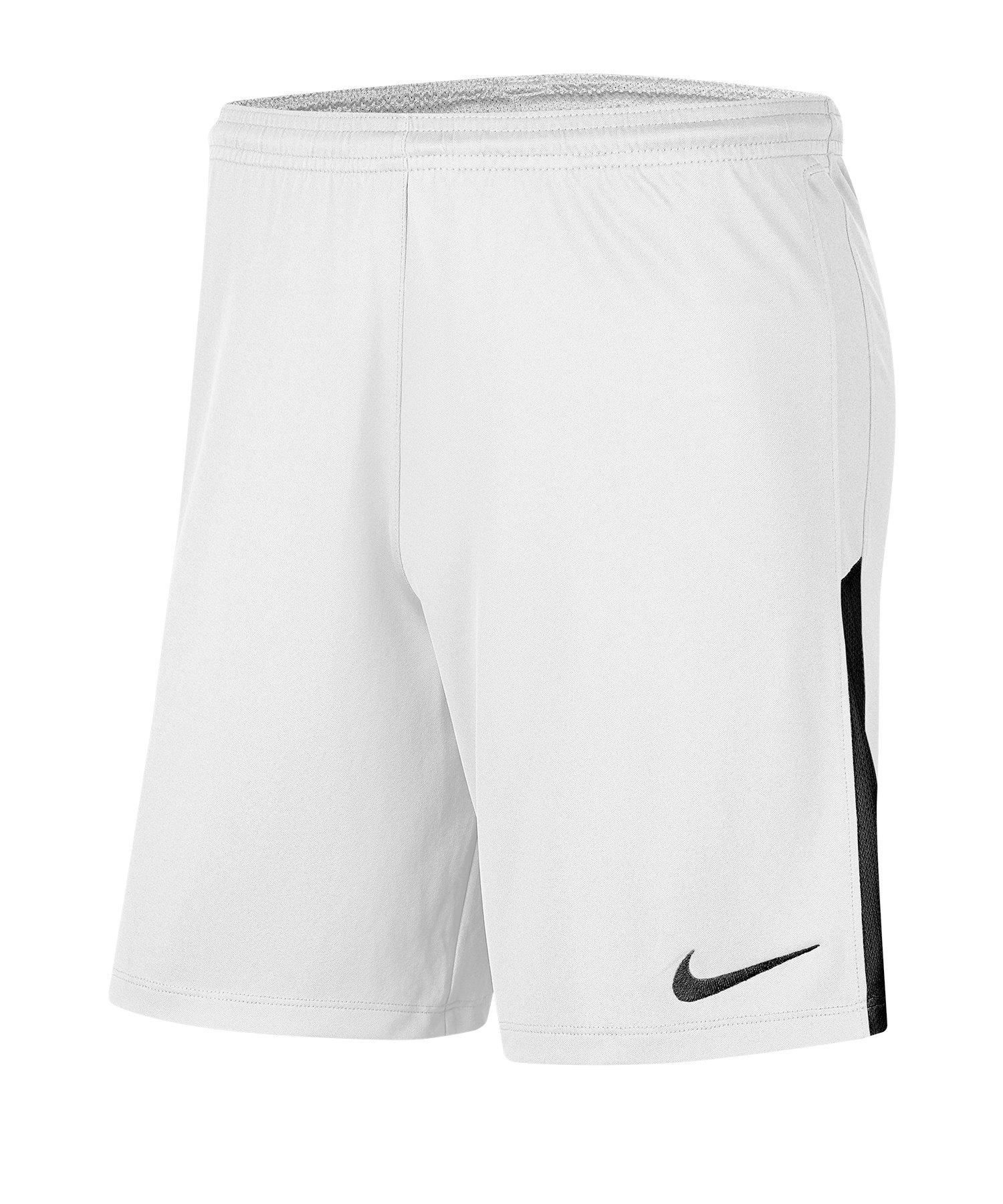 Nike League Knit II Short Kids Weiss F100 - weiss