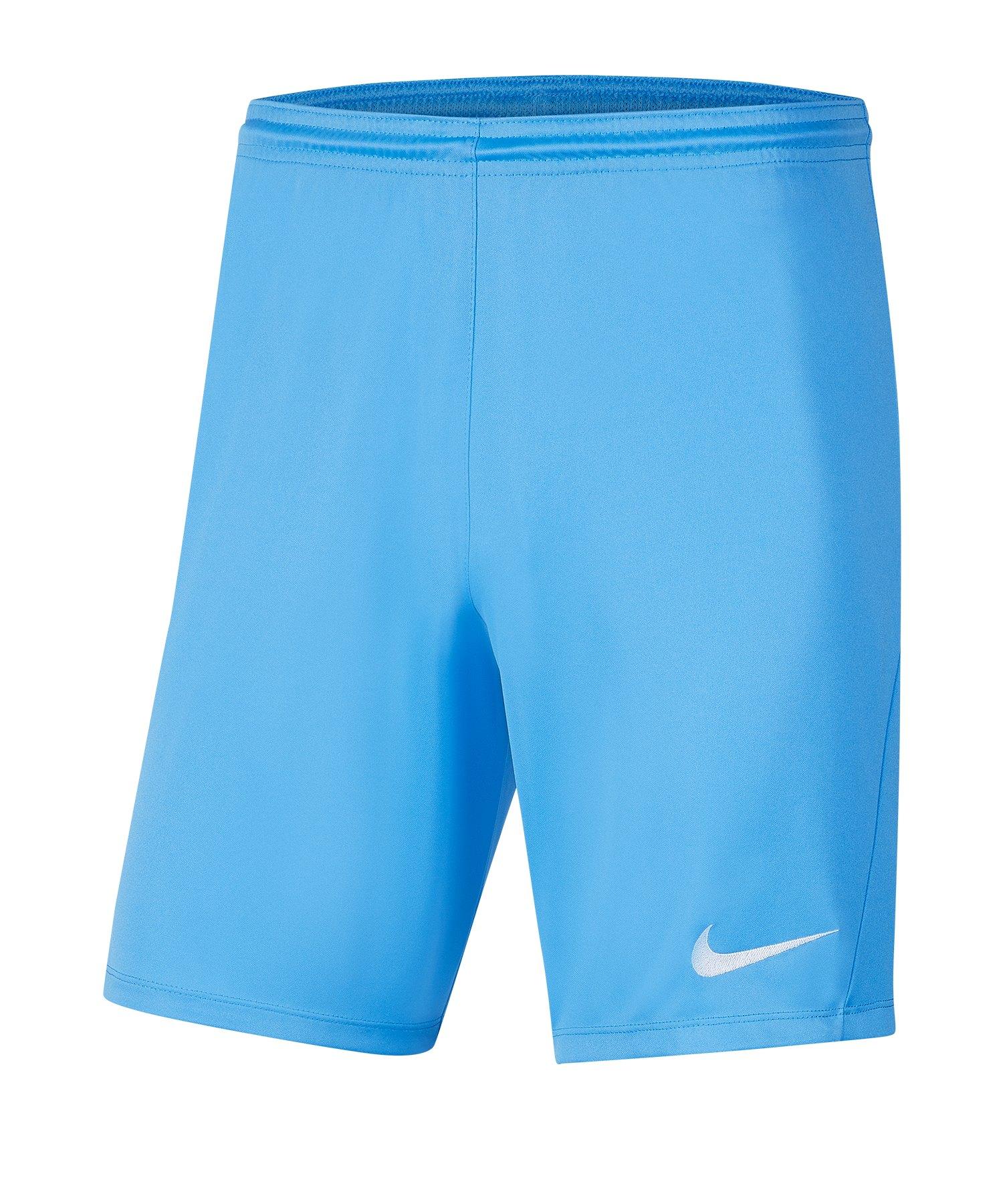 Nike Park III Short Kids Blau F412 - blau