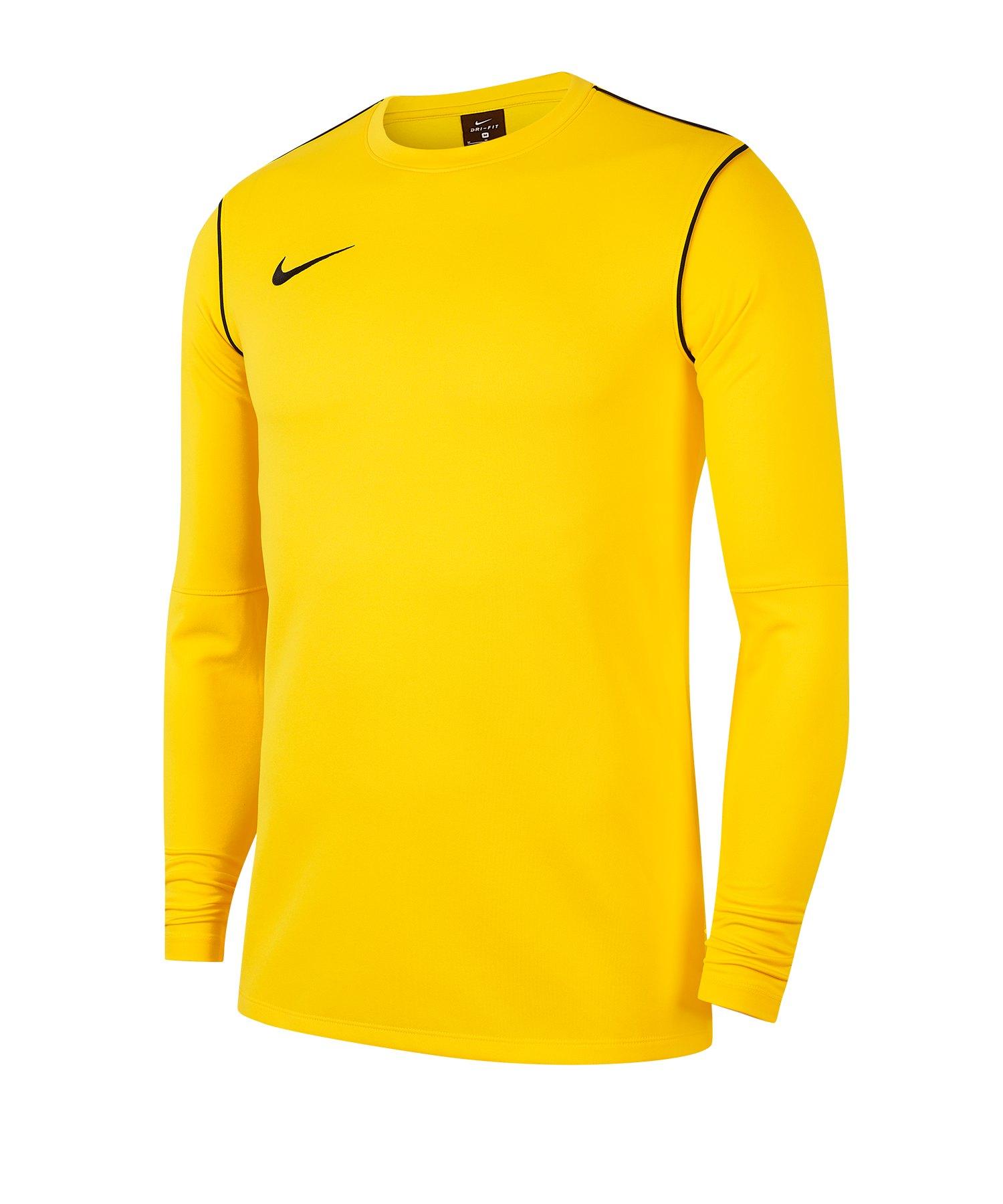 Nike Park 20 Training Sweatshirt Gelb F719 - gelb