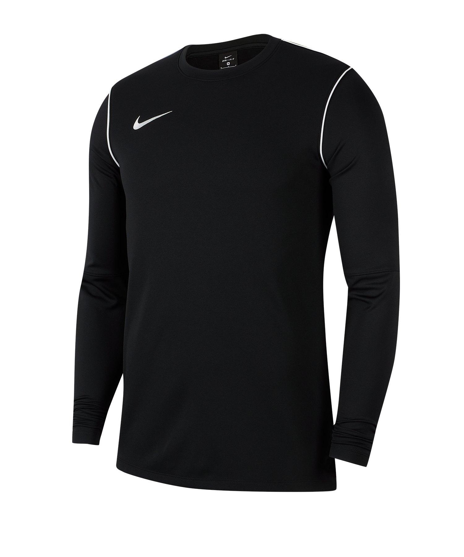 Nike Park 20 Training Sweatshirt Schwarz F010 - schwarz