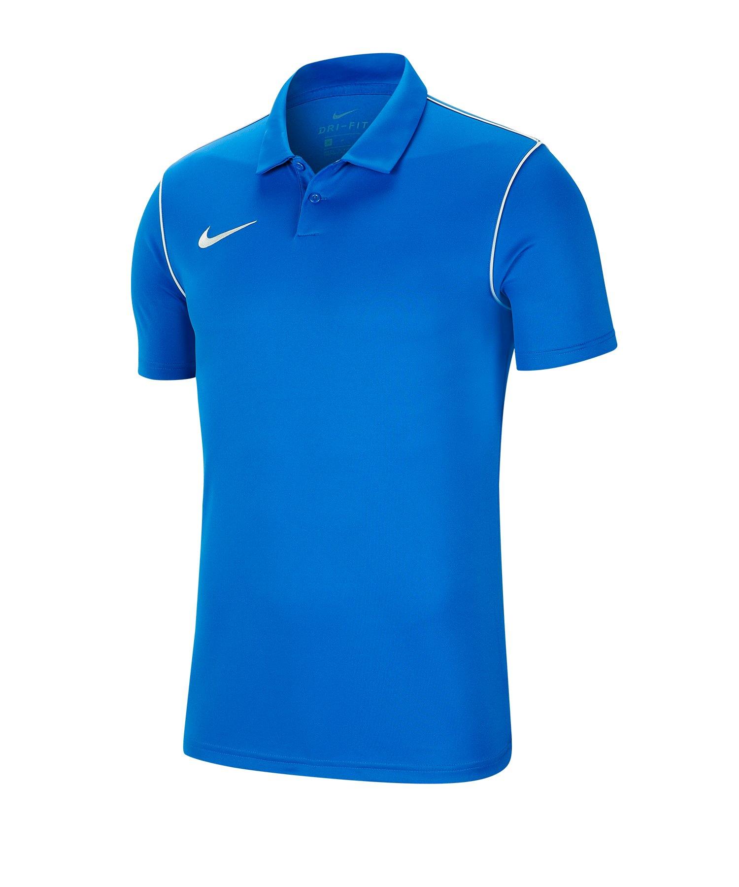 Nike Park 20 Poloshirt Blau F463 - blau