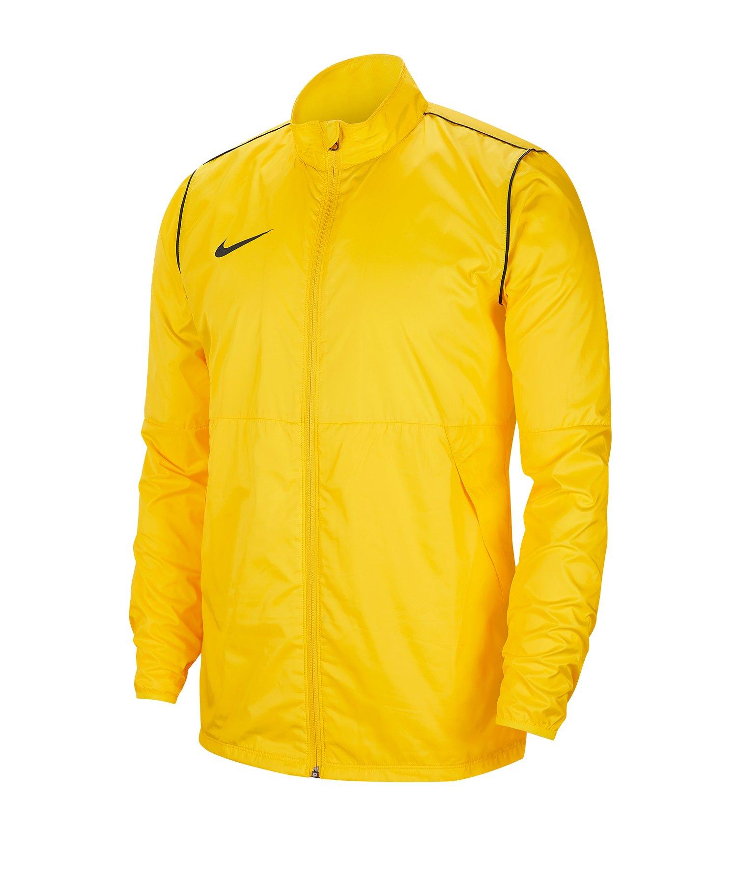 Nike Park 20 Regenjacke Gelb F719 - gelb
