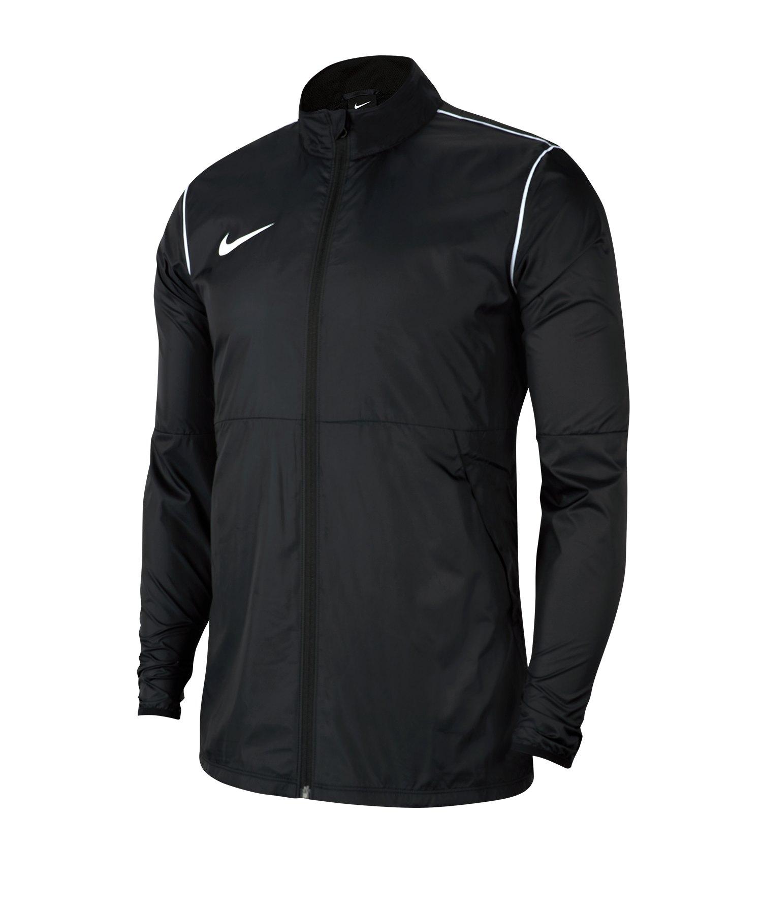 Nike Park 20 Regenjacke Schwarz F010 - schwarz