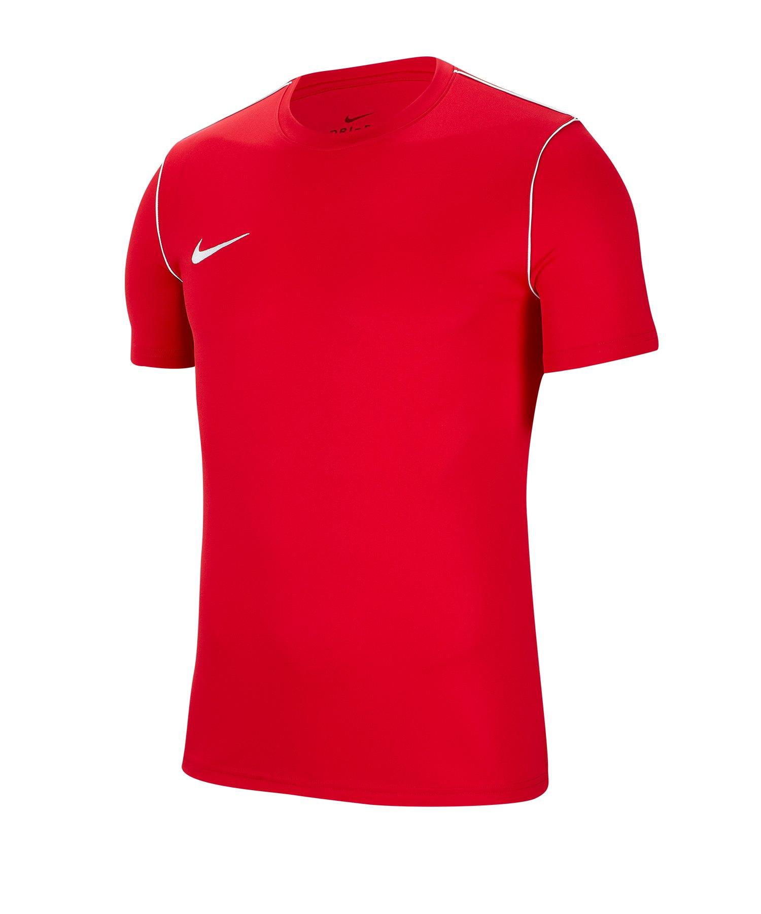 Nike Park 20 Training Shirt Rot F657 - rot