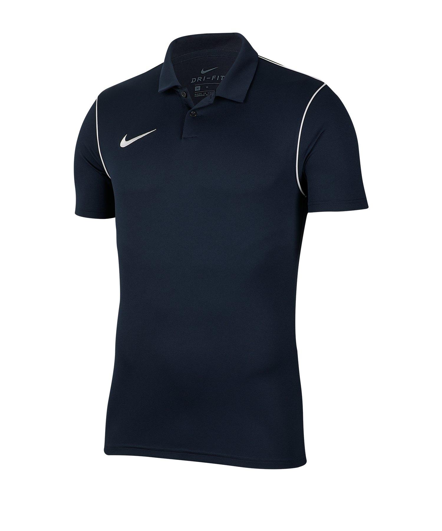 Nike Park 20 Poloshirt Kids Blau F451 - blau
