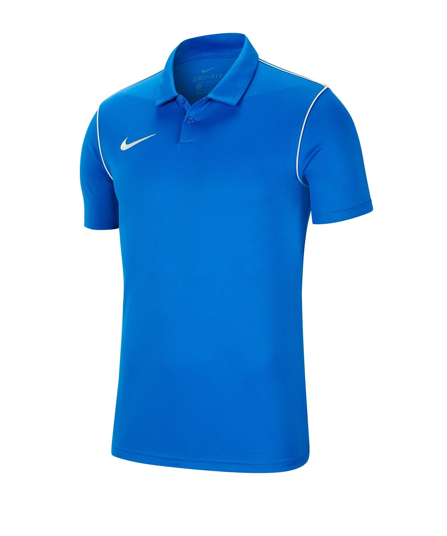 Nike Park 20 Poloshirt Kids Blau F463 - blau