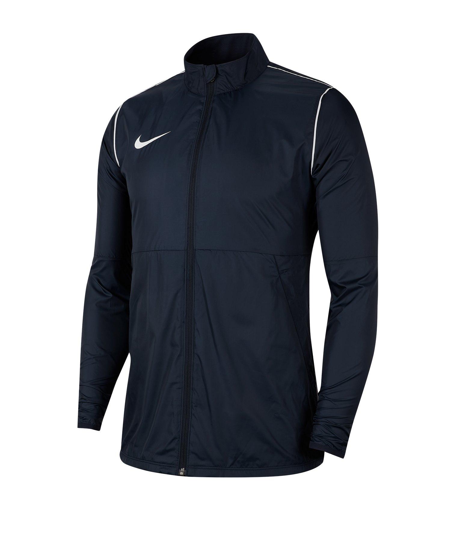Nike Park 20 Regenjacke Kids Blau F451 - blau