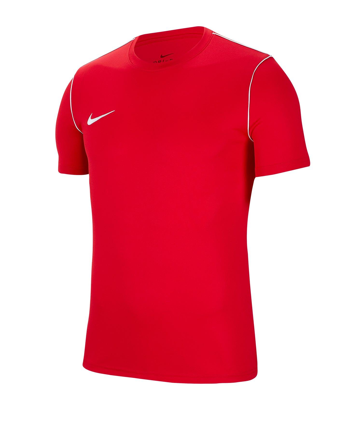 Nike Park 20 T-Shirt Kids Rot F657 - rot
