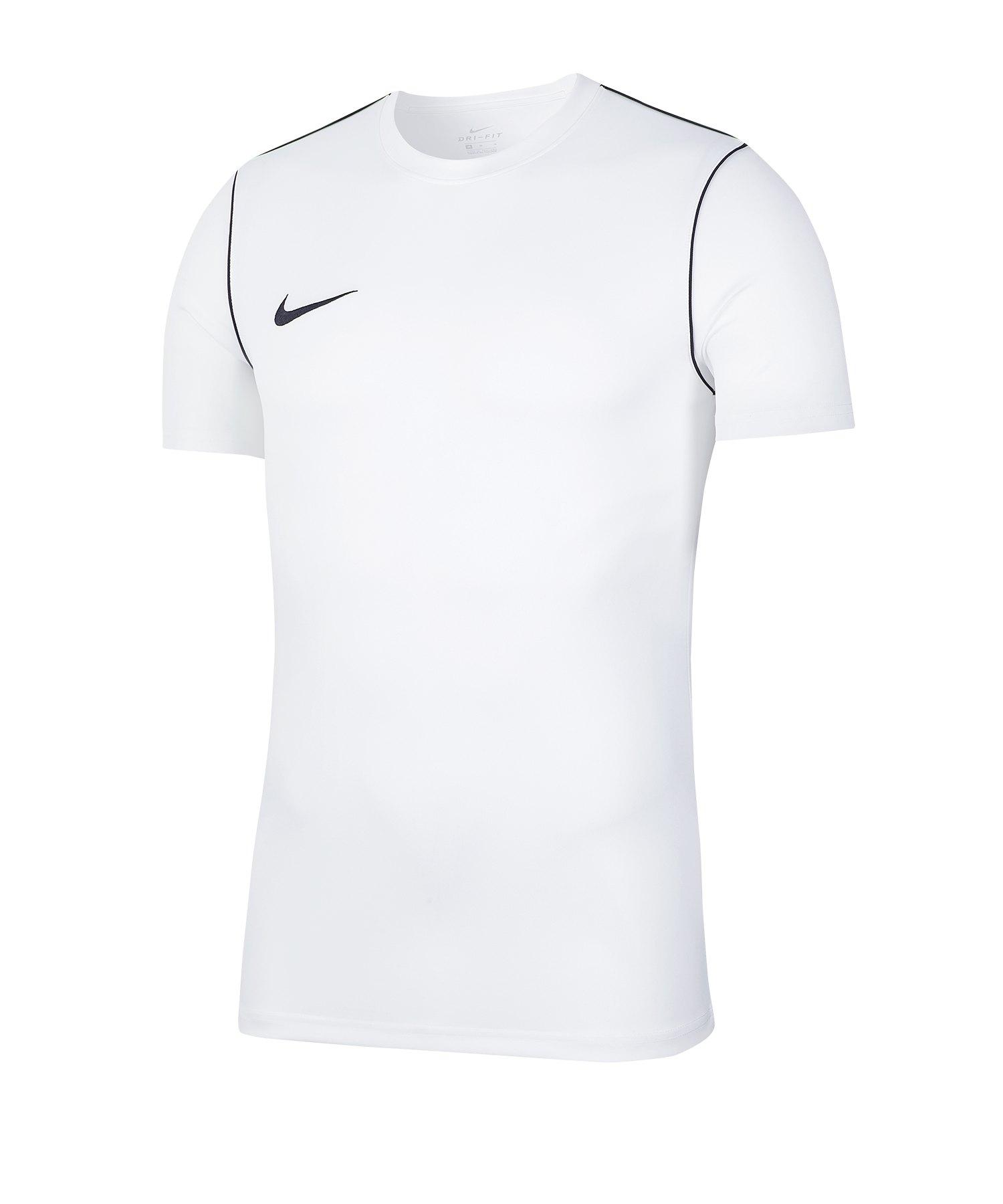 Nike Park 20 T-Shirt Kids Weiss F100 - weiss