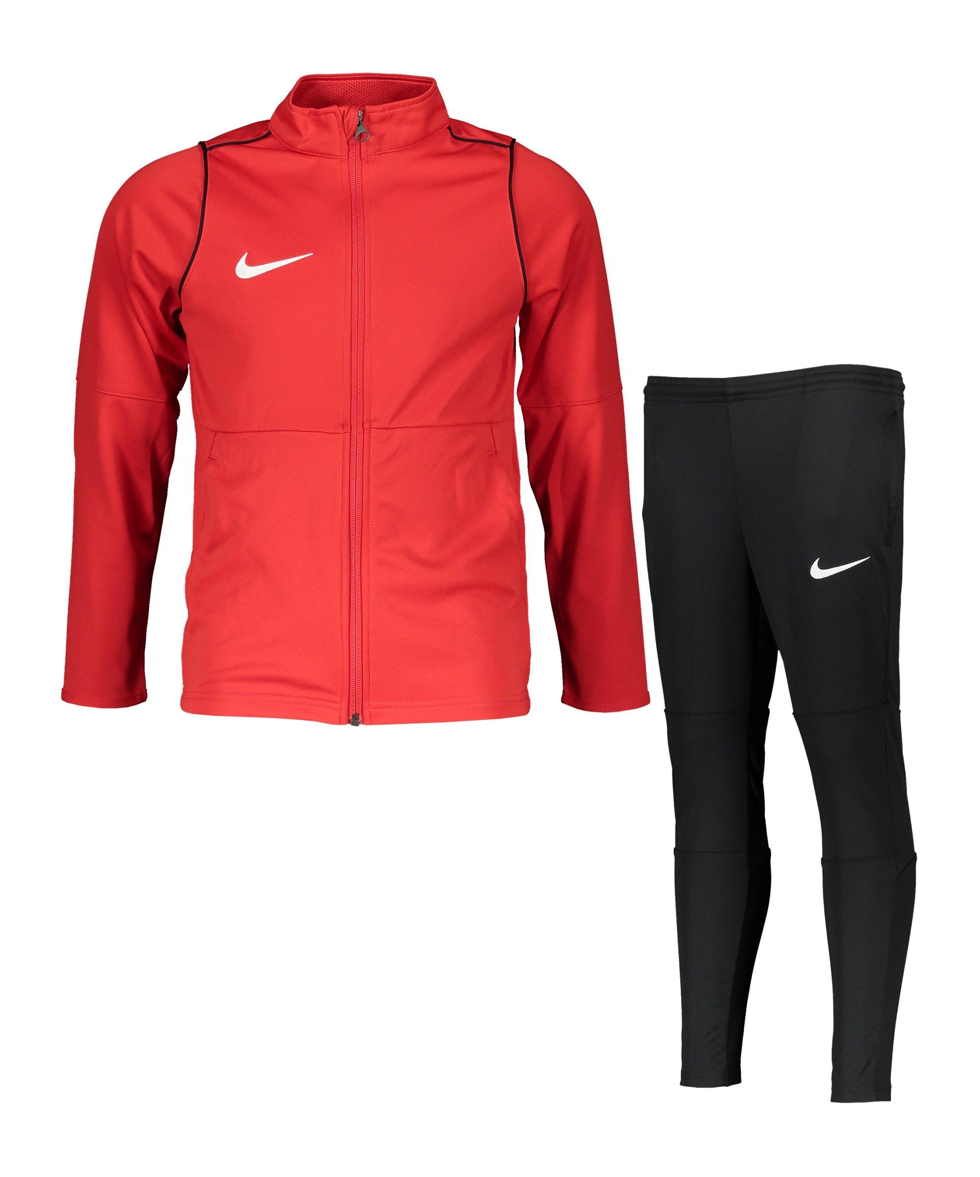 Nike Park 20 Trainingsanzug Kids Rot F657 - rot