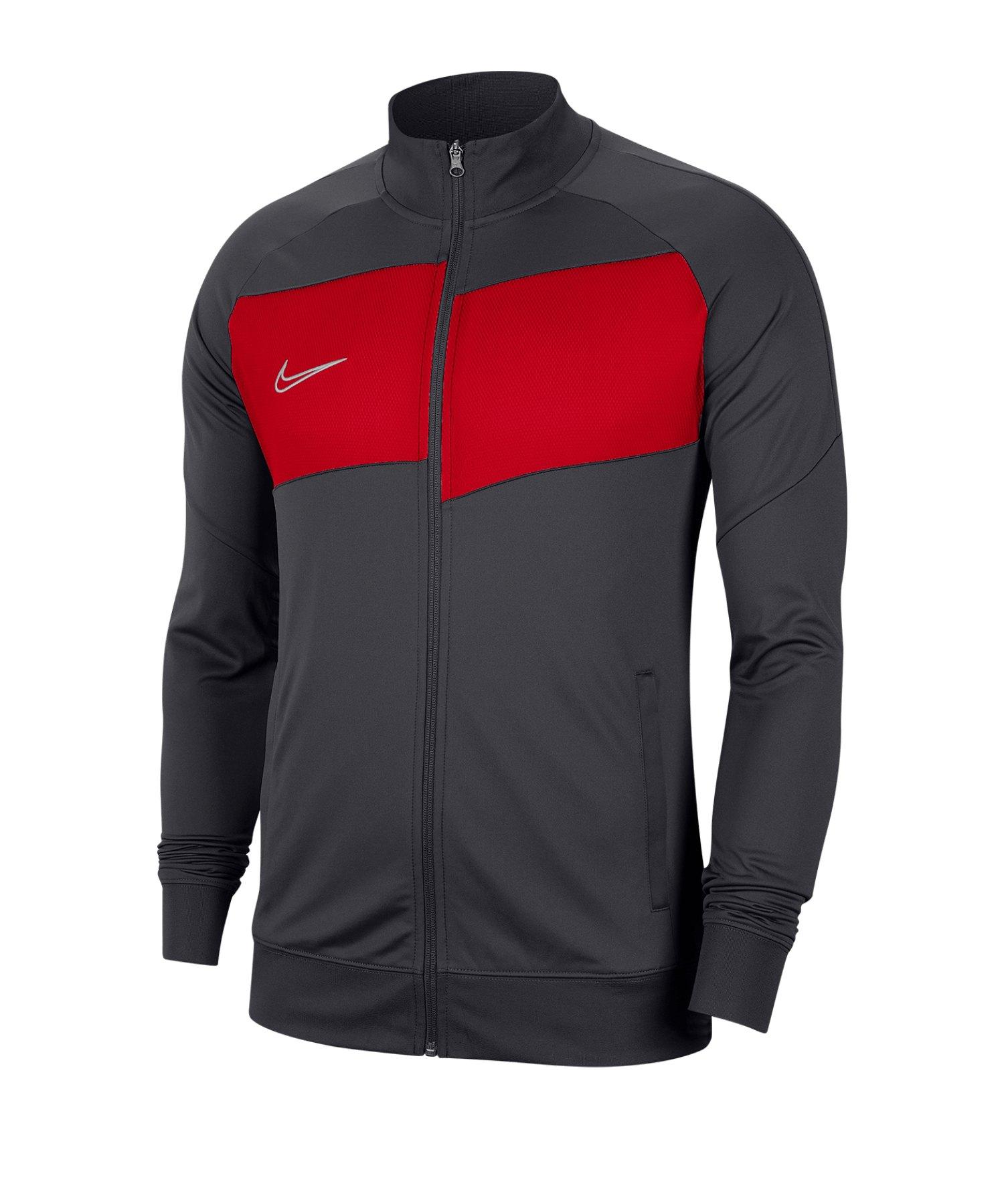 Nike Academy Pro Trainingsjacke Grau F061 - grau