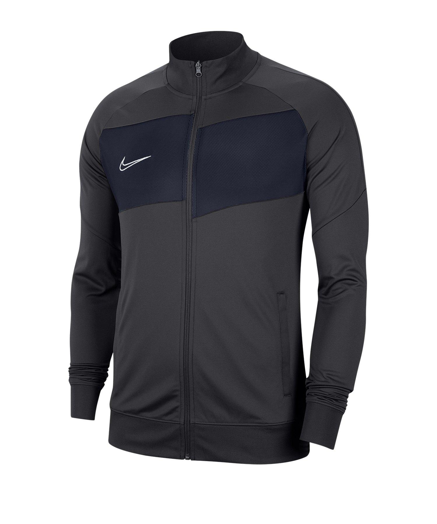 Nike Academy Pro Trainingsjacke Grau F062 - grau