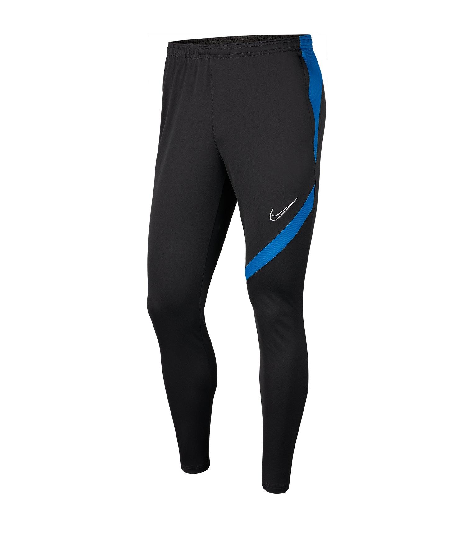 Nike Academy Pro Training Pant Grau Blau F067 - grau