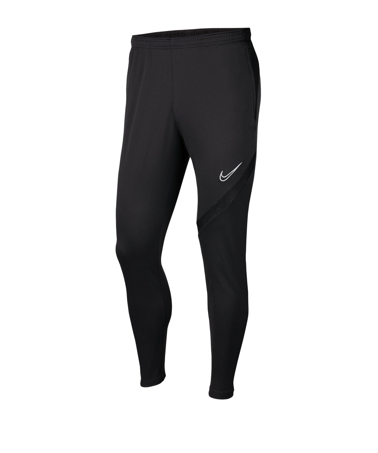 Nike Academy Pro Trainingshose Grau Schwarz F061 - grau