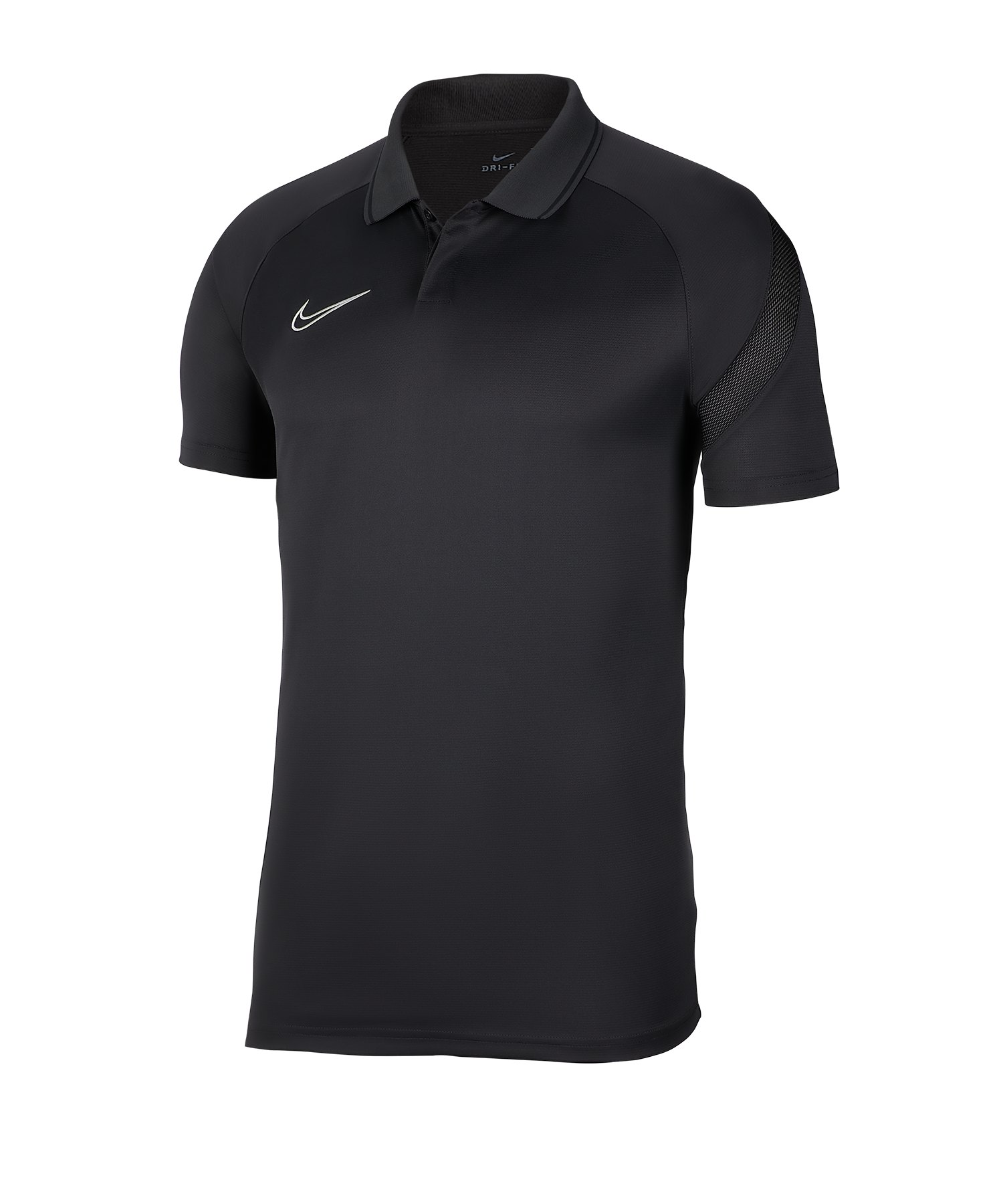 Nike Academy Pro Poloshirt Grau F062 - grau