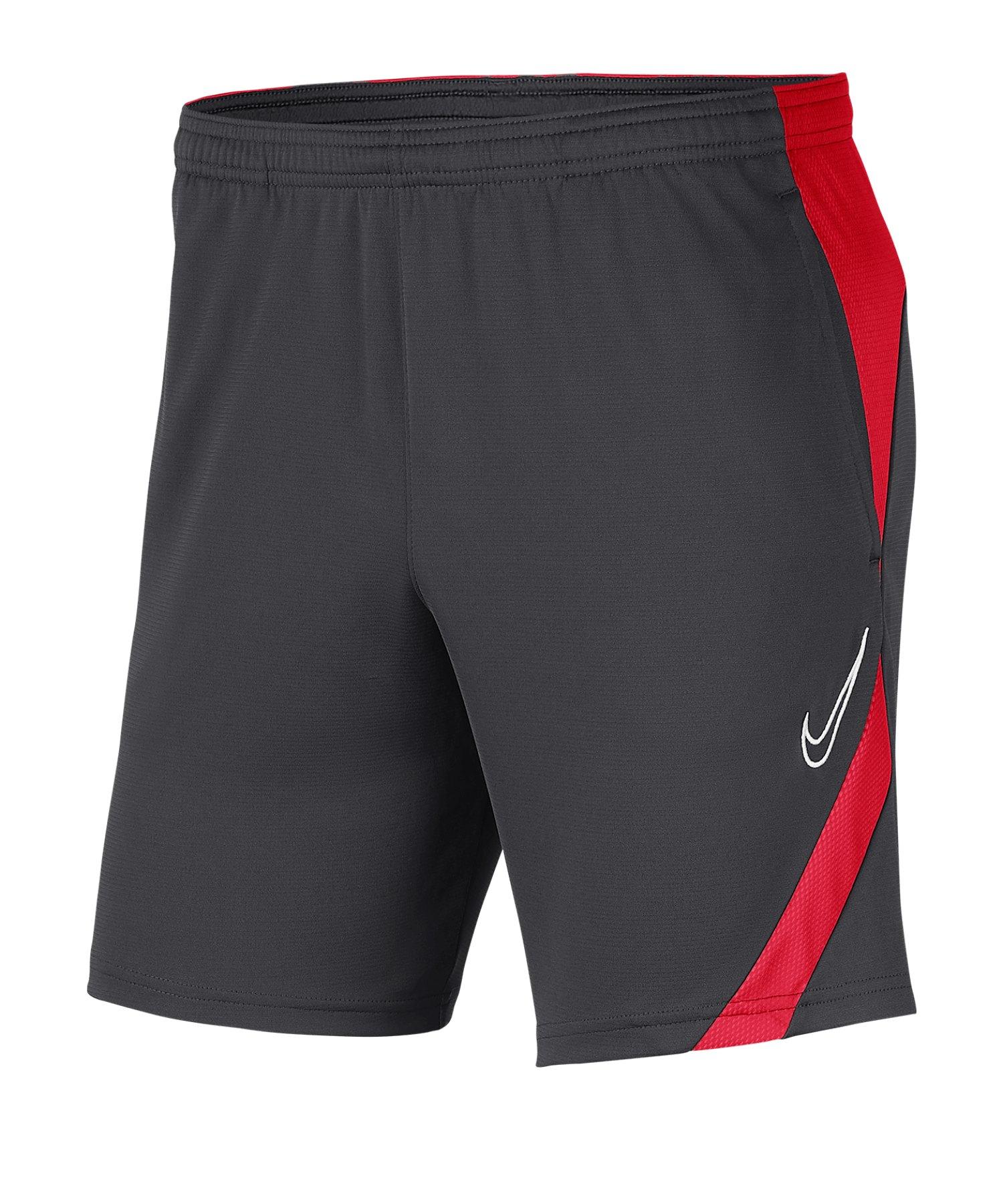 Nike Academy Pro Short Grau F062 - grau