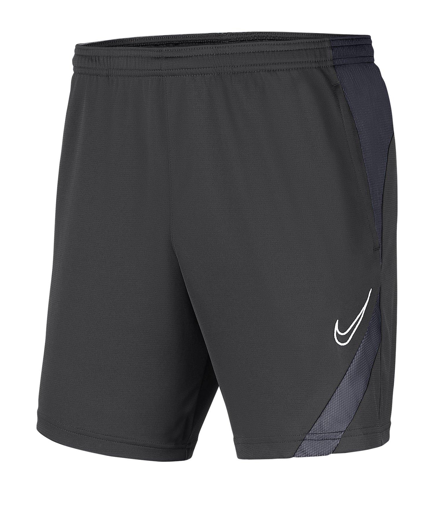 Nike Academy Pro Short Grau F066 - grau