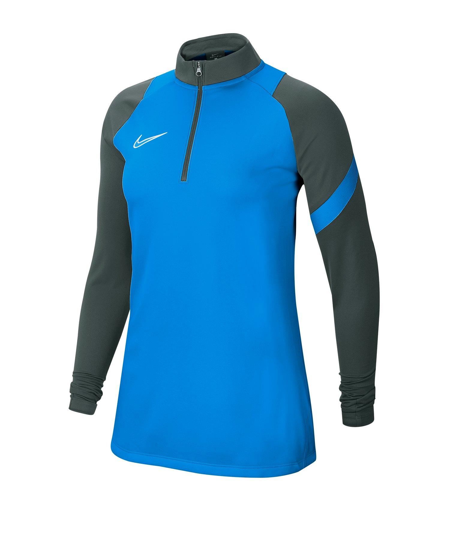 Nike Academy Pro Sweatshirt Damen Blau F406 - blau