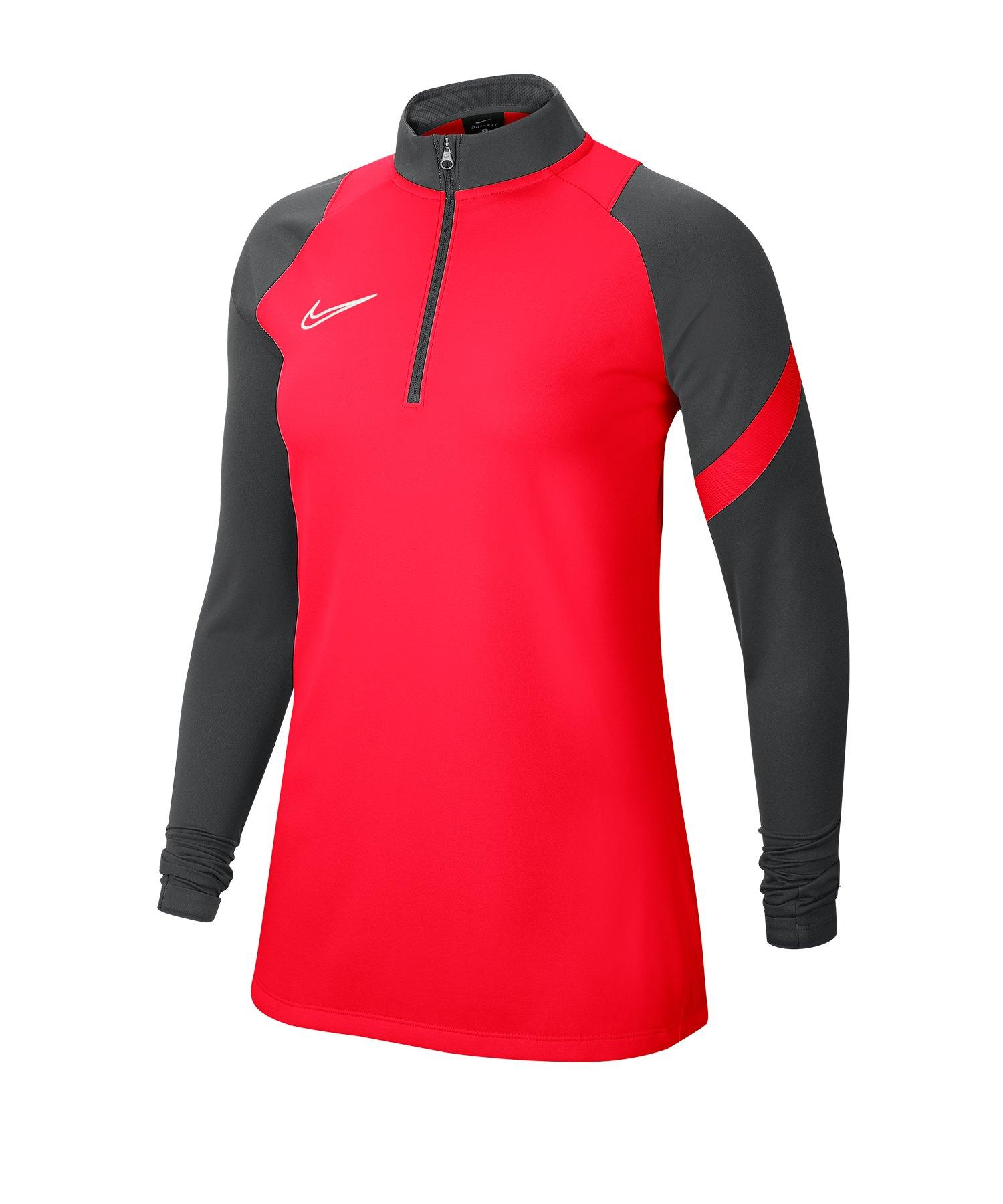 Nike Academy Pro Sweatshirt Damen Rot F635 - rot