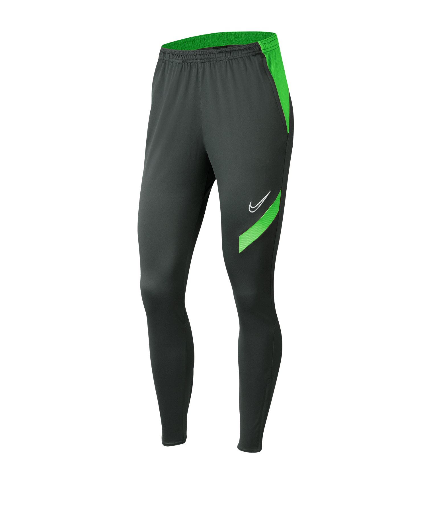 Nike Academy Pro Pants Damen Grau Grün F062 - grau