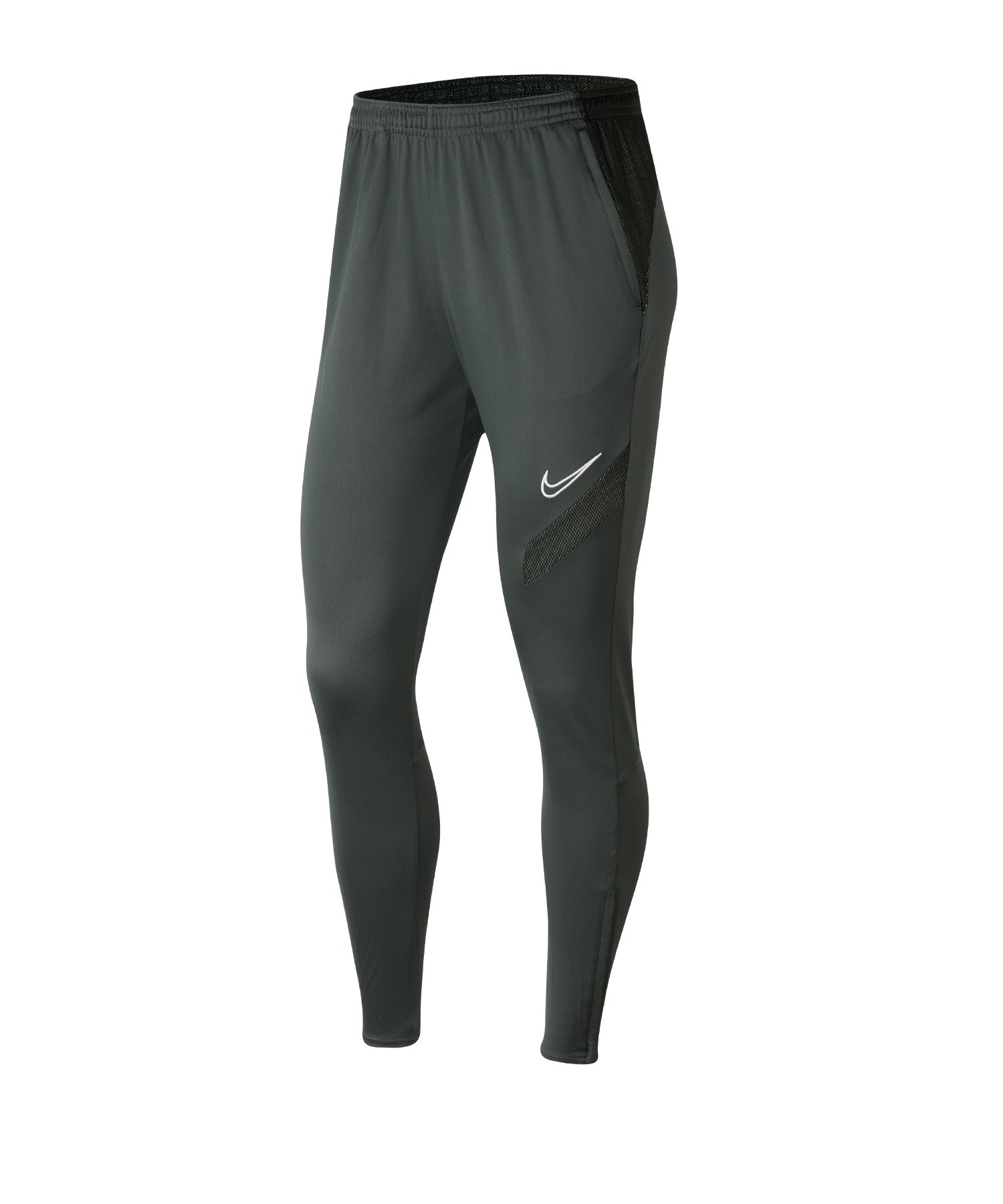 Nike Academy Pro Pants Damen Grau Schwarz F010 - schwarz