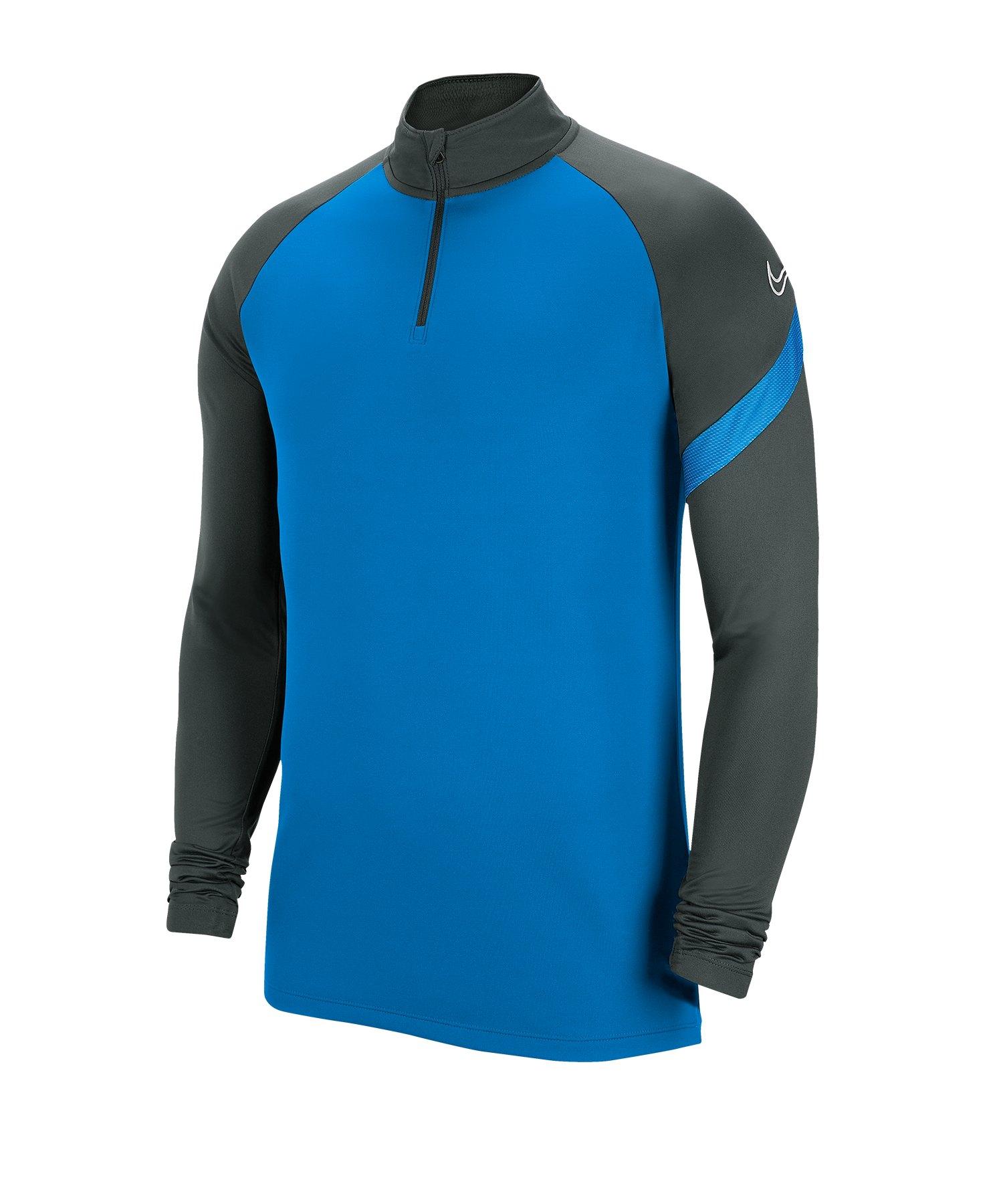 Nike Academy Pro Sweatshirt Kids Blau F406 - blau