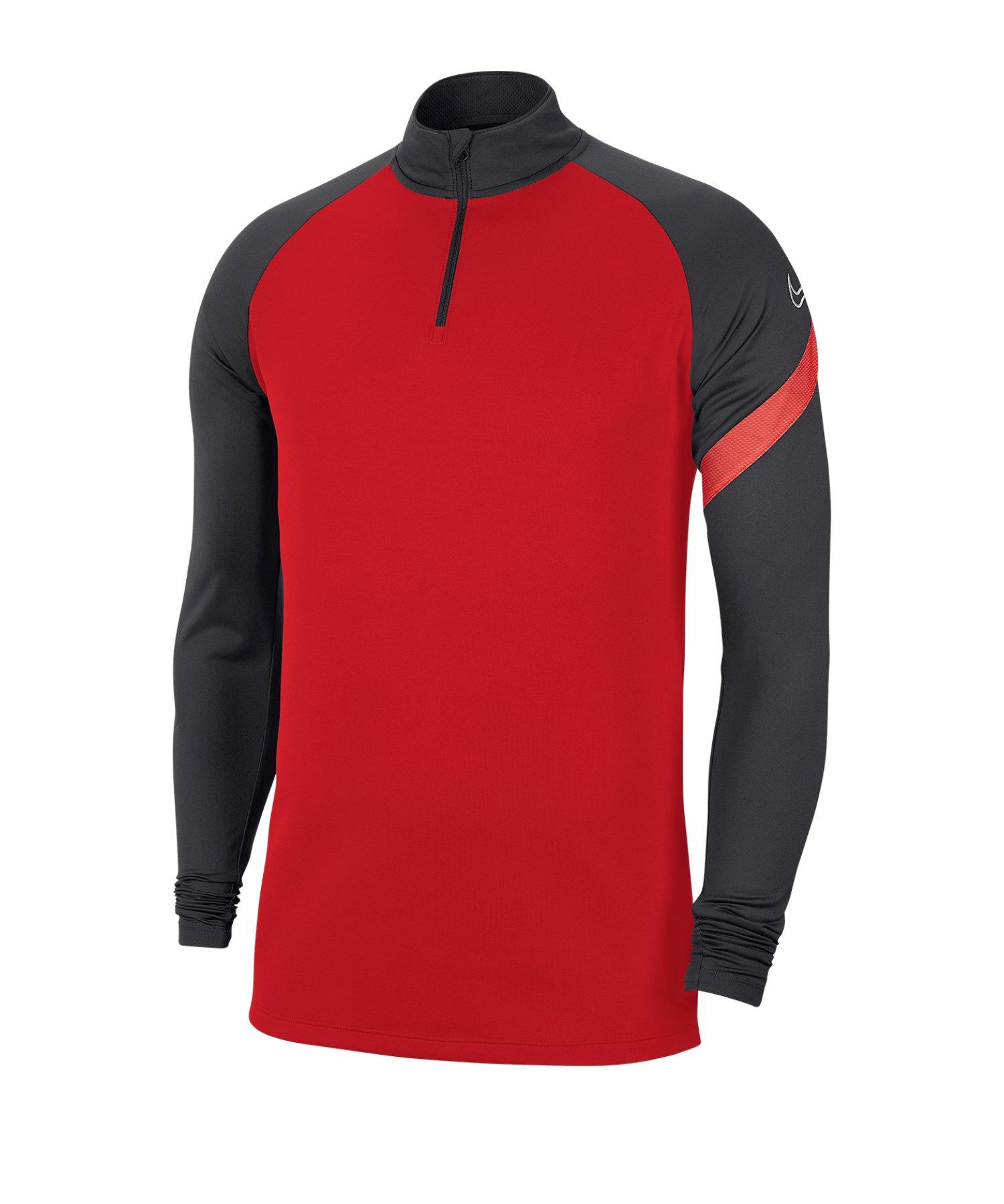 Nike Academy Pro Sweatshirt Kids F657 - rot