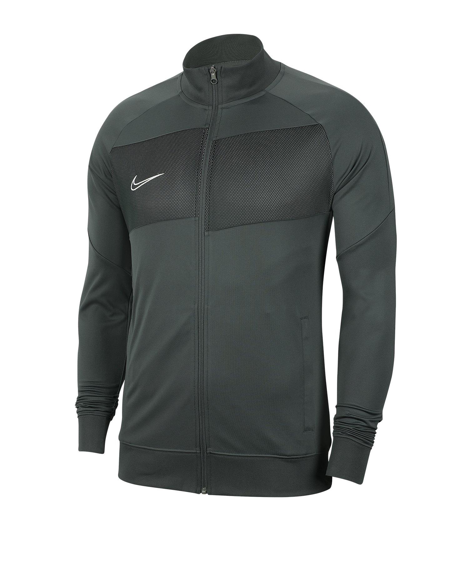 Nike Academy 20 Jacke Kids Grau F061 - grau