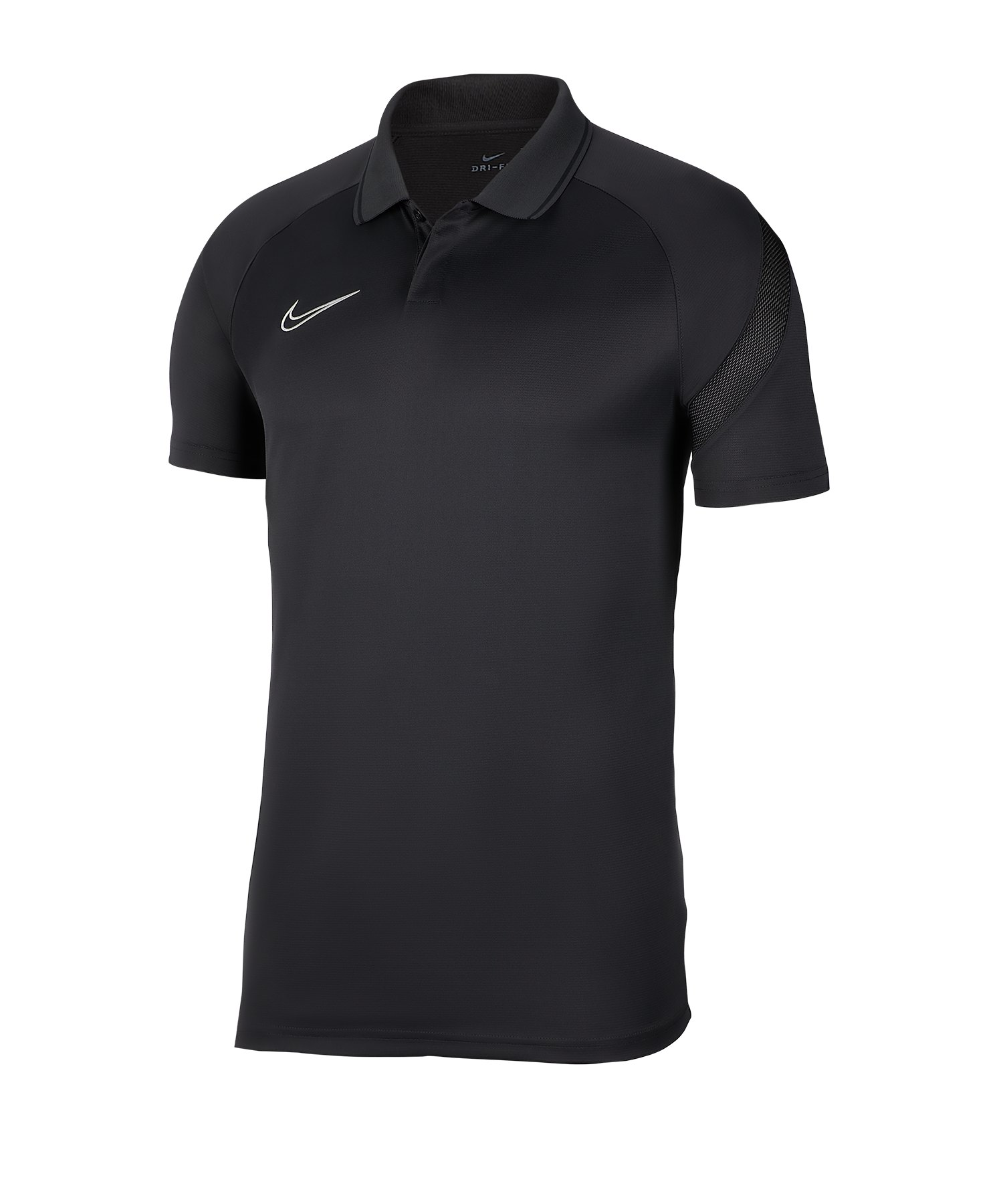 Nike Academy Pro Poloshirt Kids Grau F062 - grau