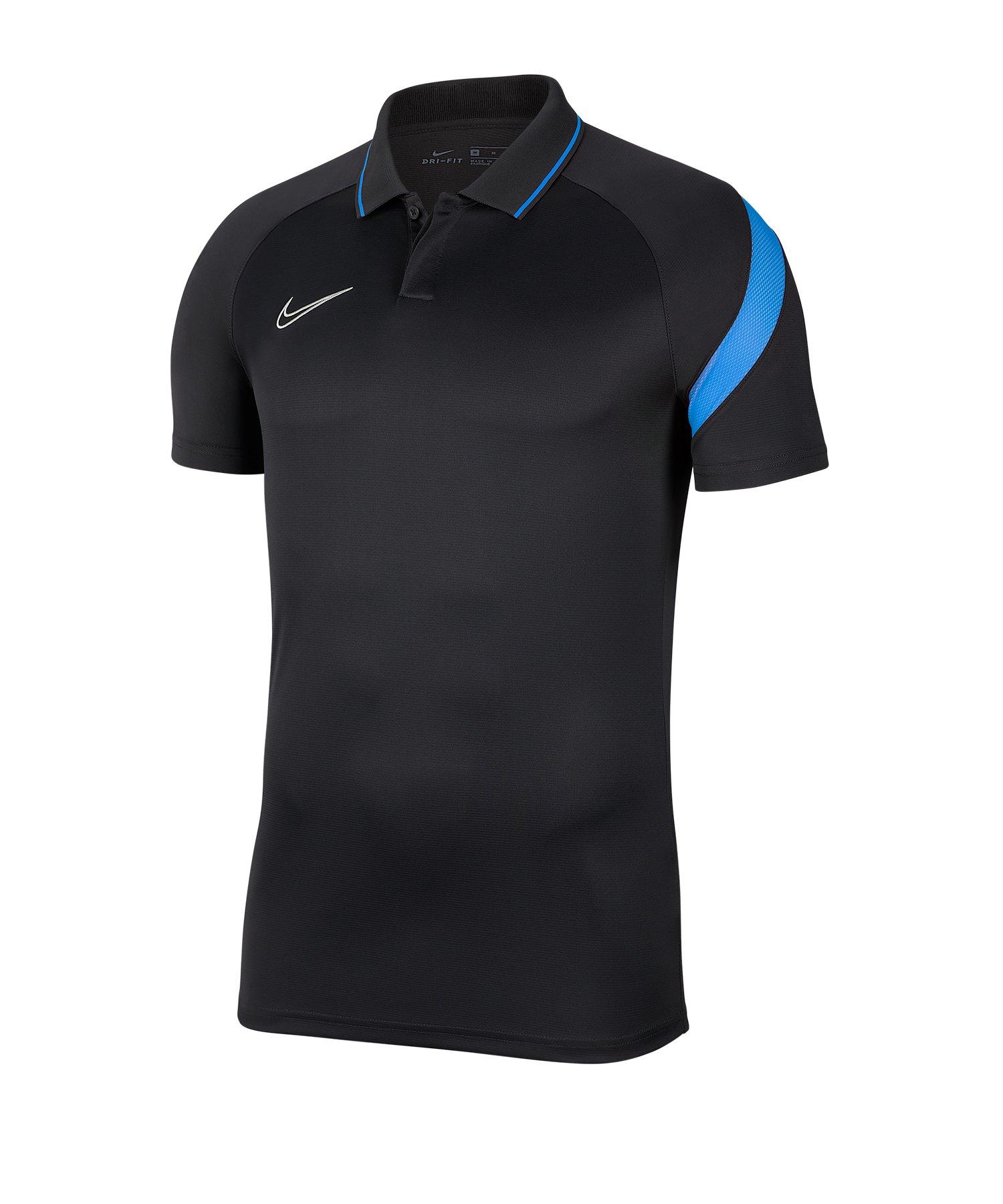 Nike Academy Pro Poloshirt Kids Grau F067 - grau