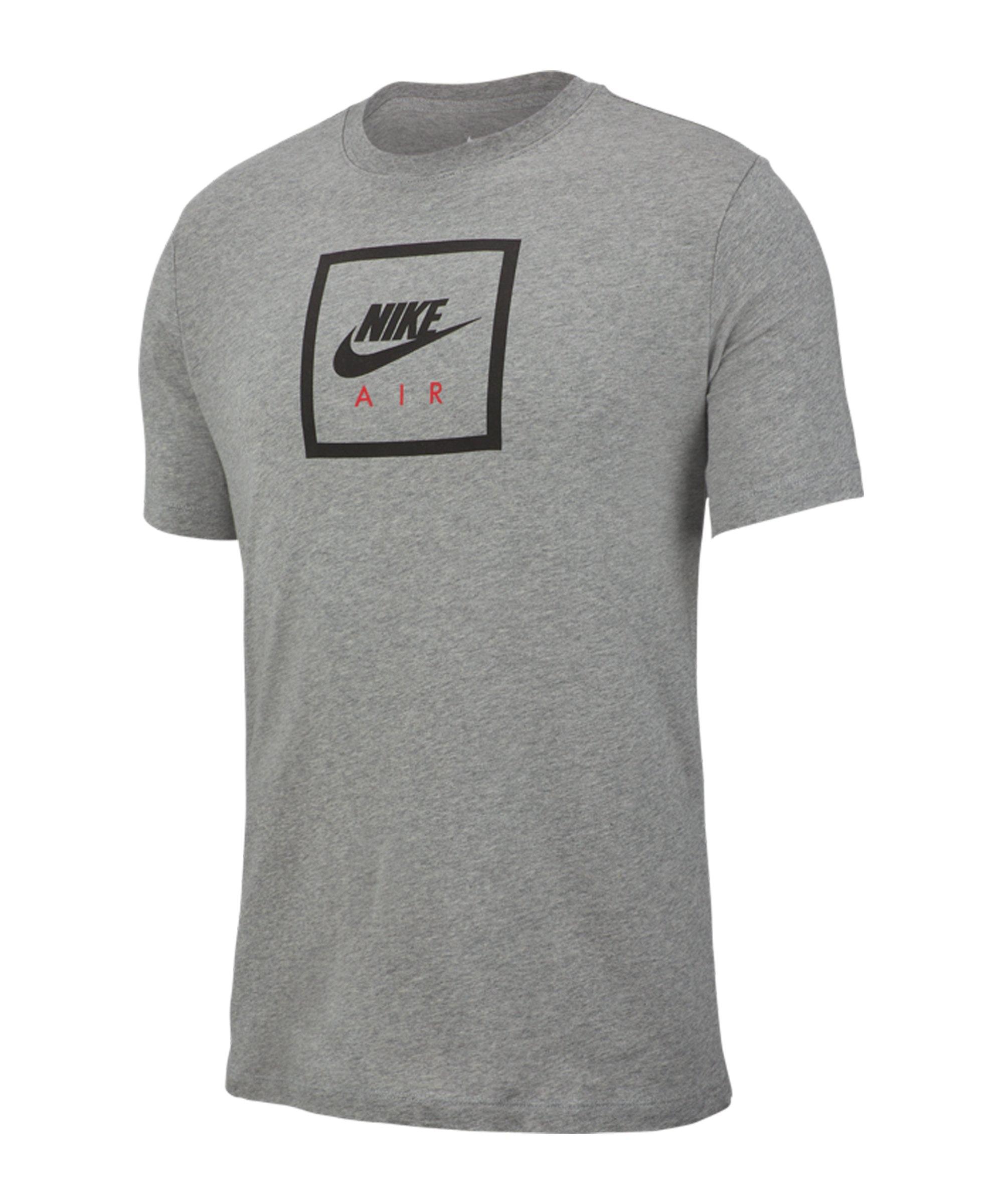 Nike Air 2 Tee T-Shirt Grau F063 - grau