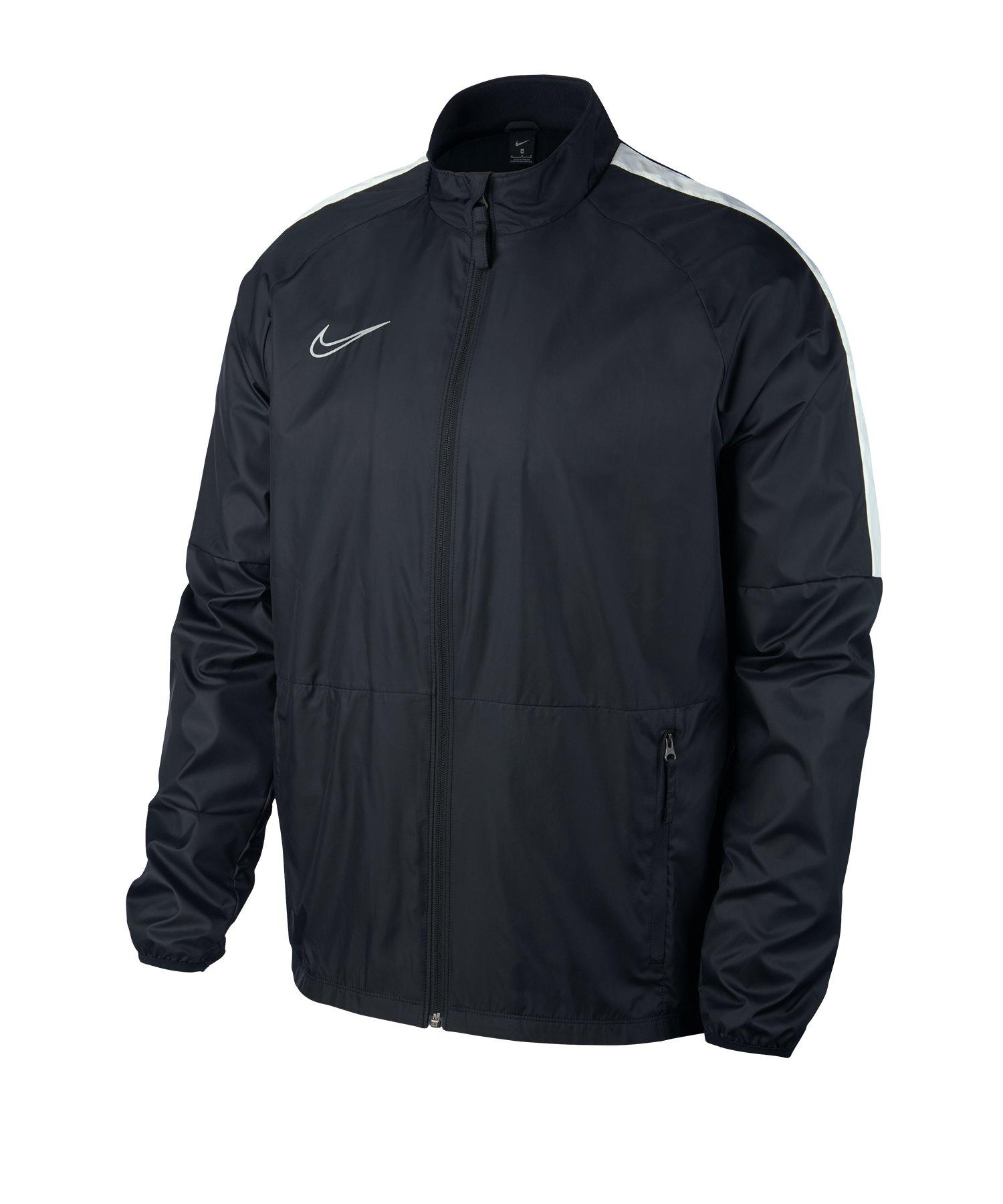 Nike Repel Academy Trainingsjacke Schwarz F011 - schwarz