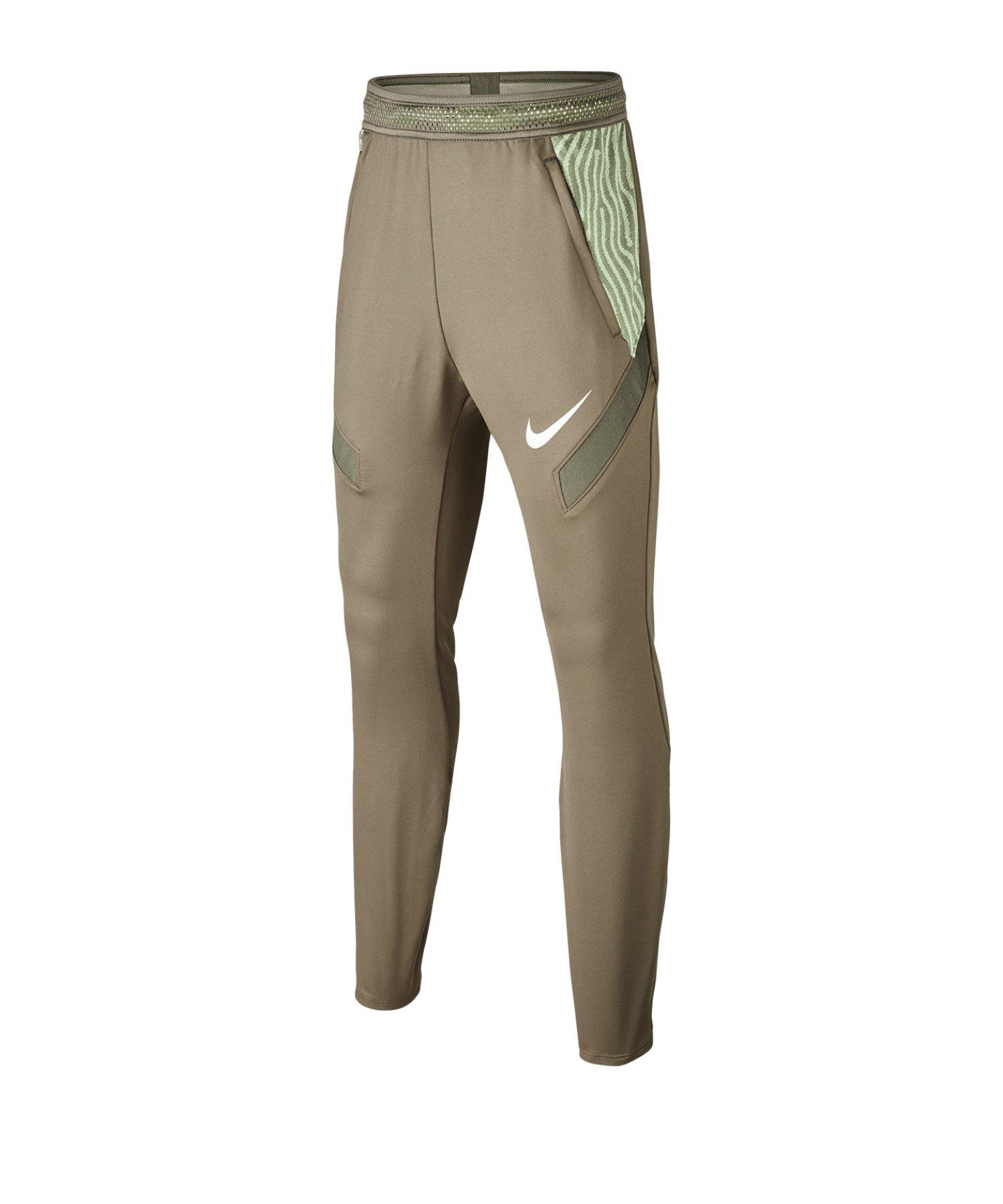 Nike Dri-FIT Strike Hose Kids Grün F325 - gruen