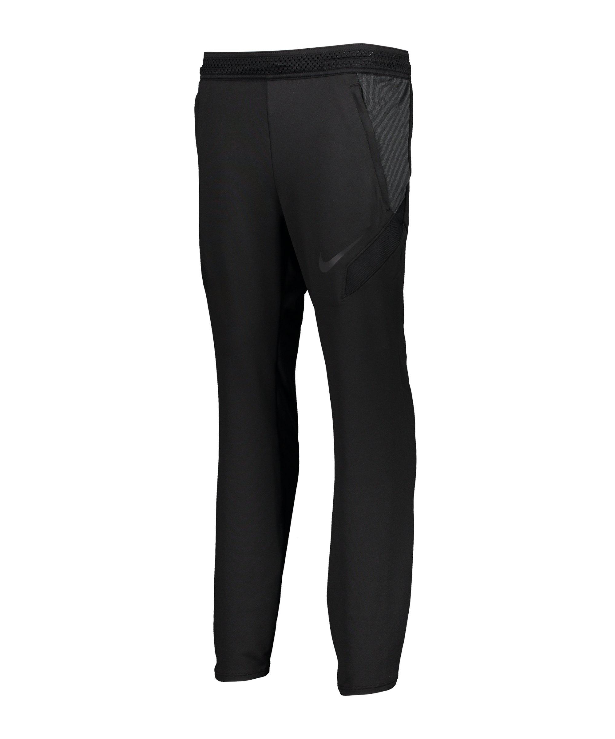 Nike Dri-FIT Strike Hose Kids Schwarz F010 - schwarz