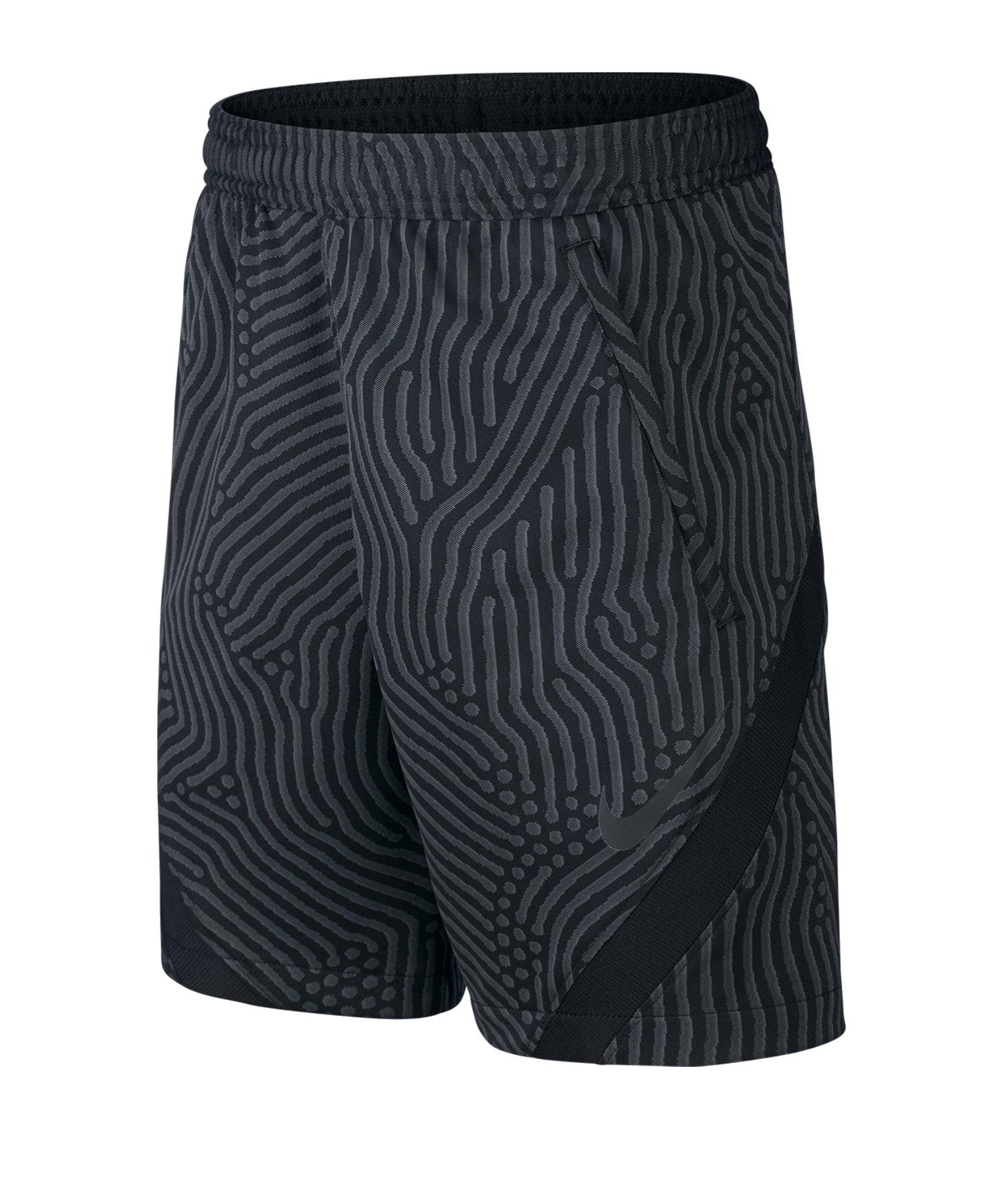 Nike Dri-FIT Strike Shorts Kids Schwarz F010 - schwarz