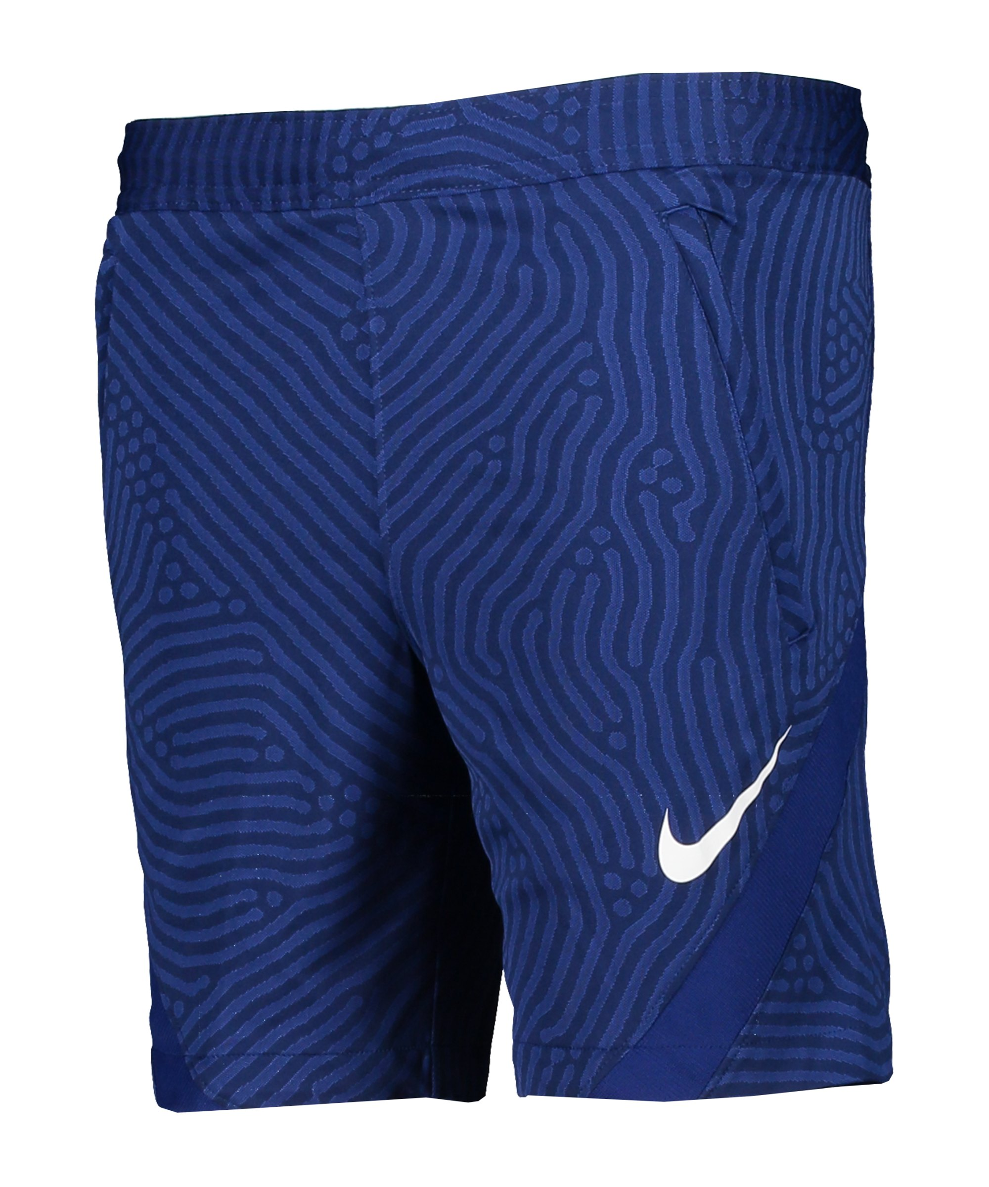 Nike Dry Strike Short Kids Blau F493 - blau