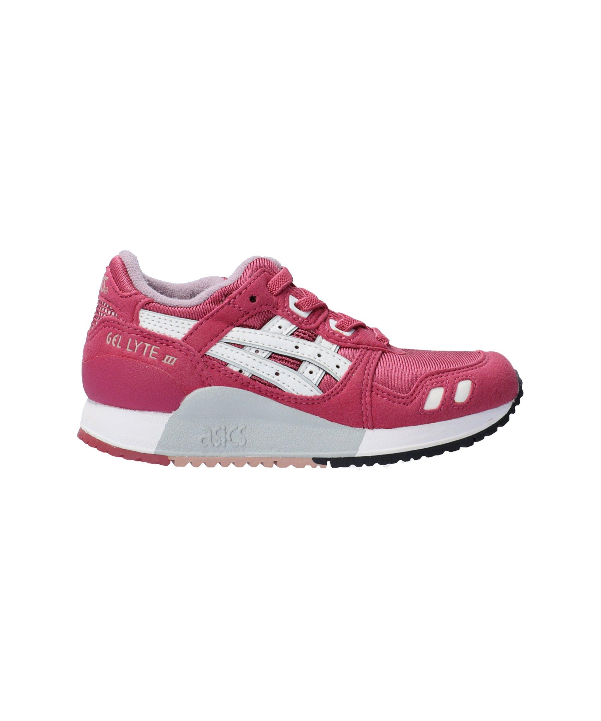 Asics Tiger Gel-Lyte III PS Sneaker Kids Pink F3201 - Pink