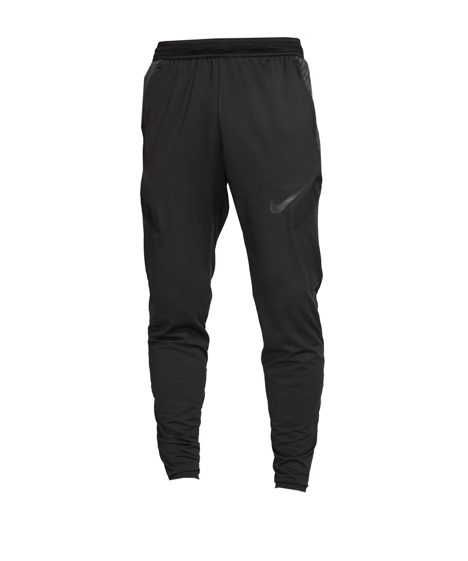Nike Strike Trainingshose Schwarz F010 - schwarz