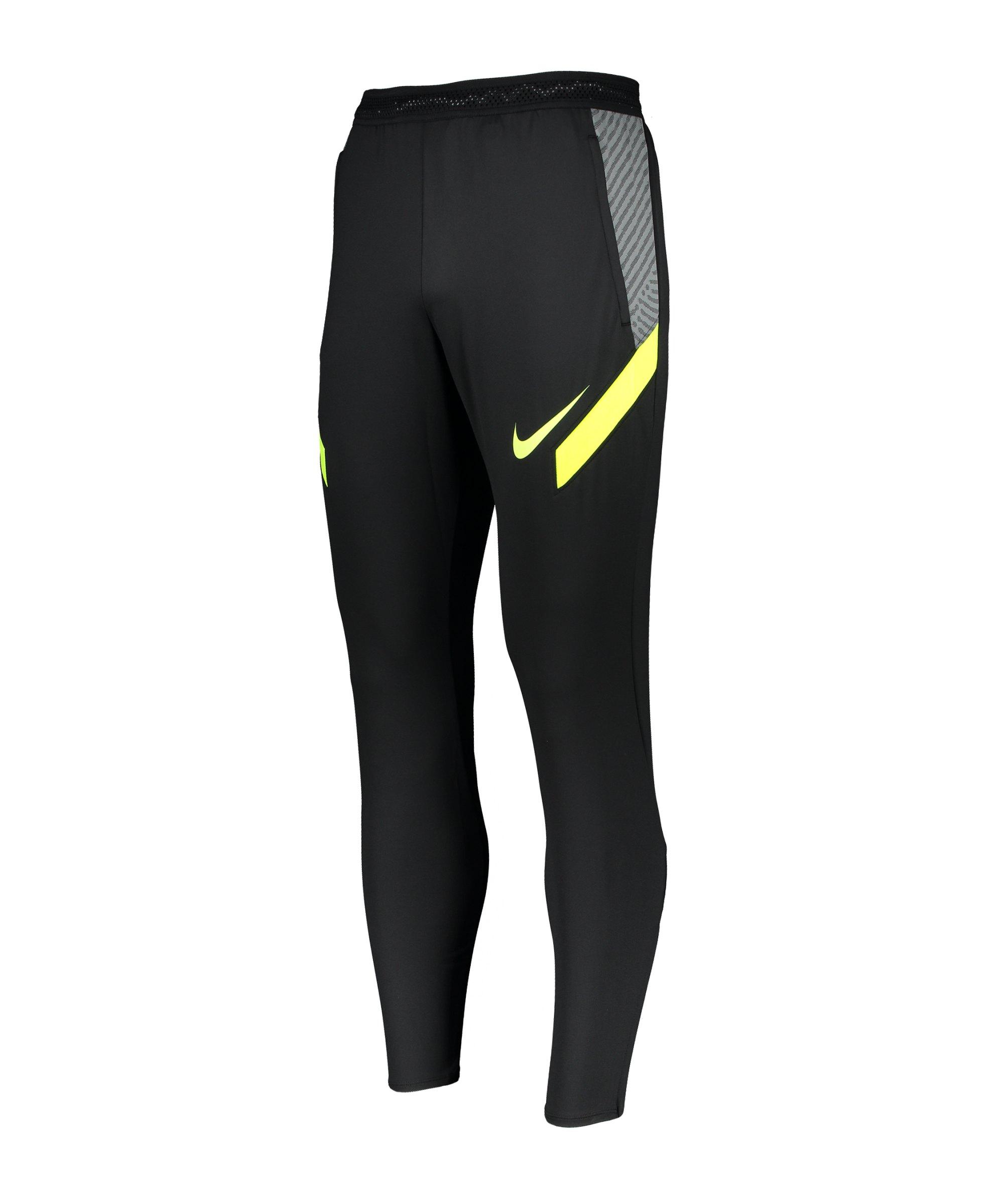 Nike Strike Trainingshose Schwarz F013 - schwarz