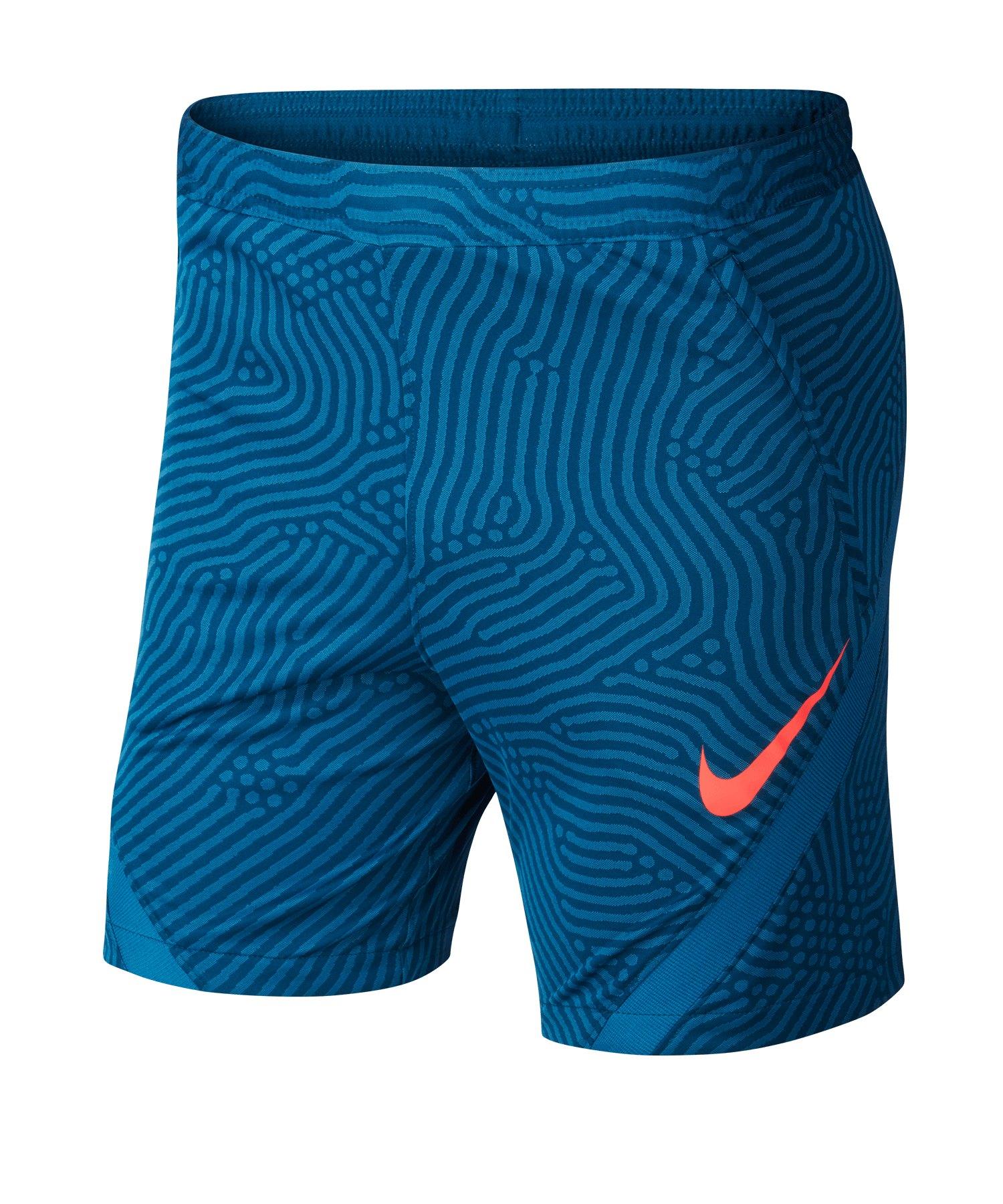 Nike Strike Short Blau F432 - blau