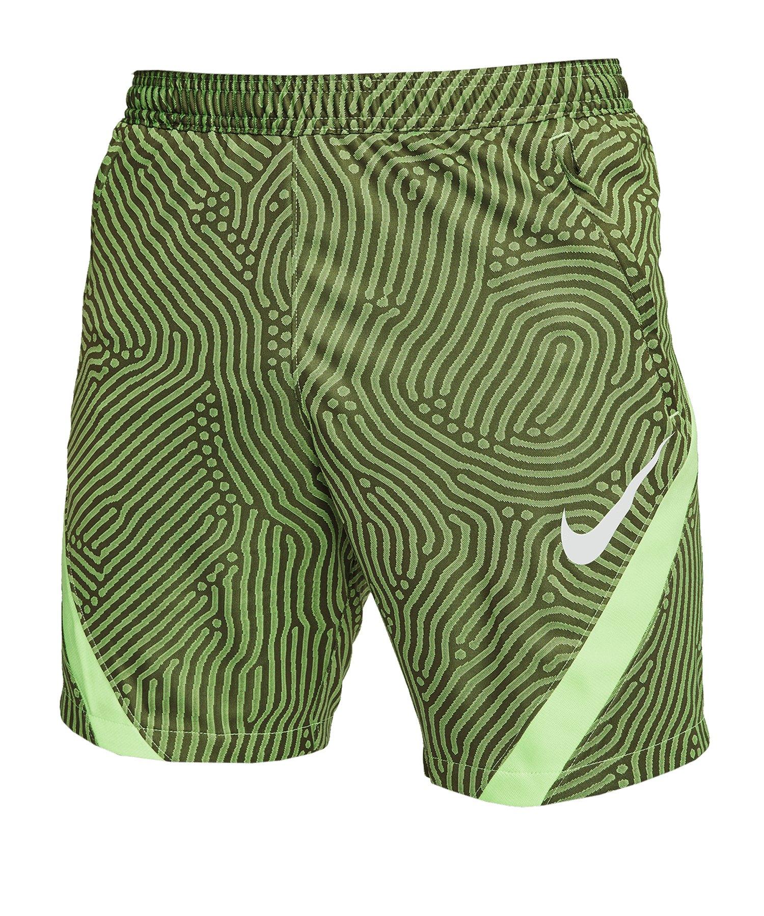 Nike Strike Short Grün F325 - gruen