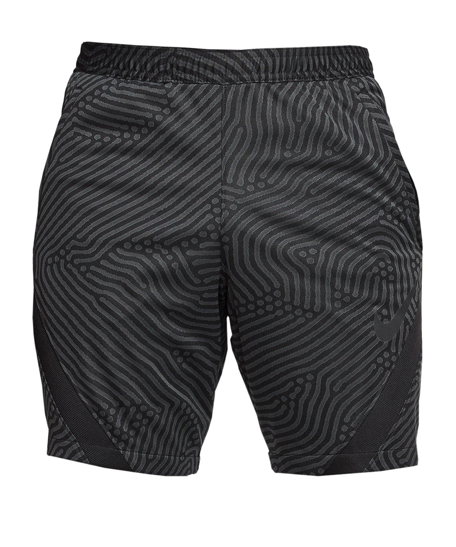 Nike Strike Short Schwarz F010 - schwarz