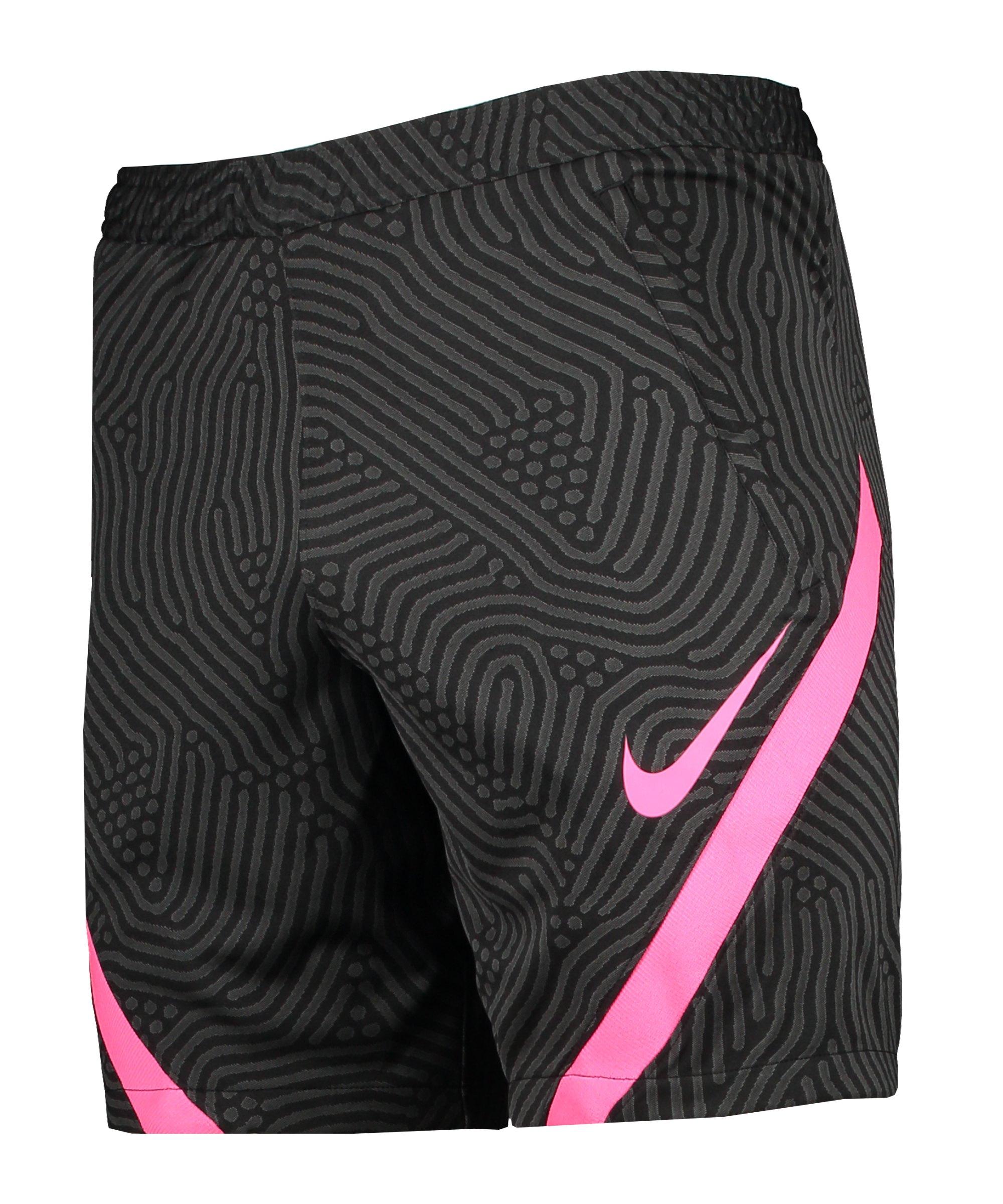 Nike Strike Short Schwarz F011 - schwarz