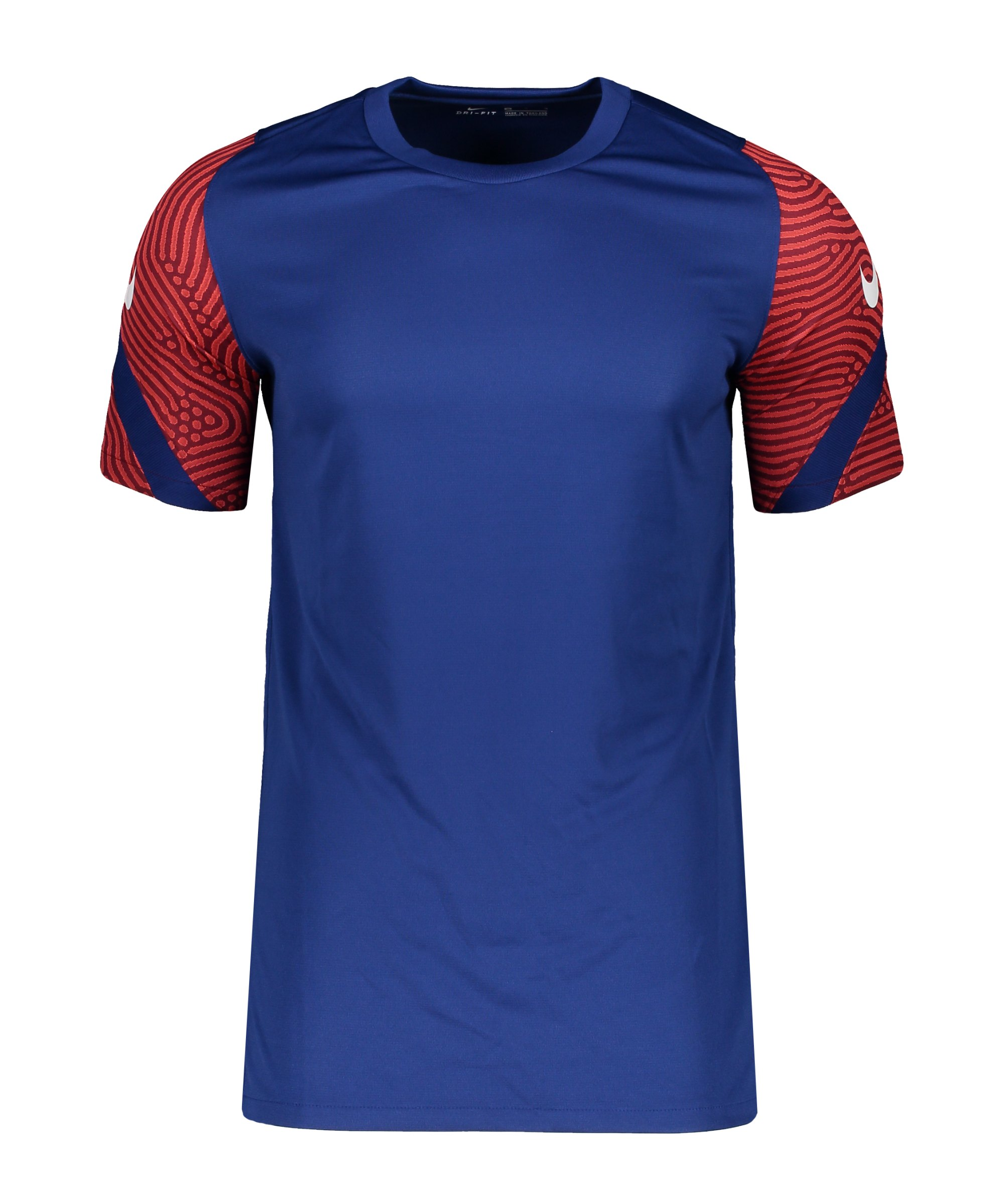 Nike Strike T-Shirt Blau F455 - blau