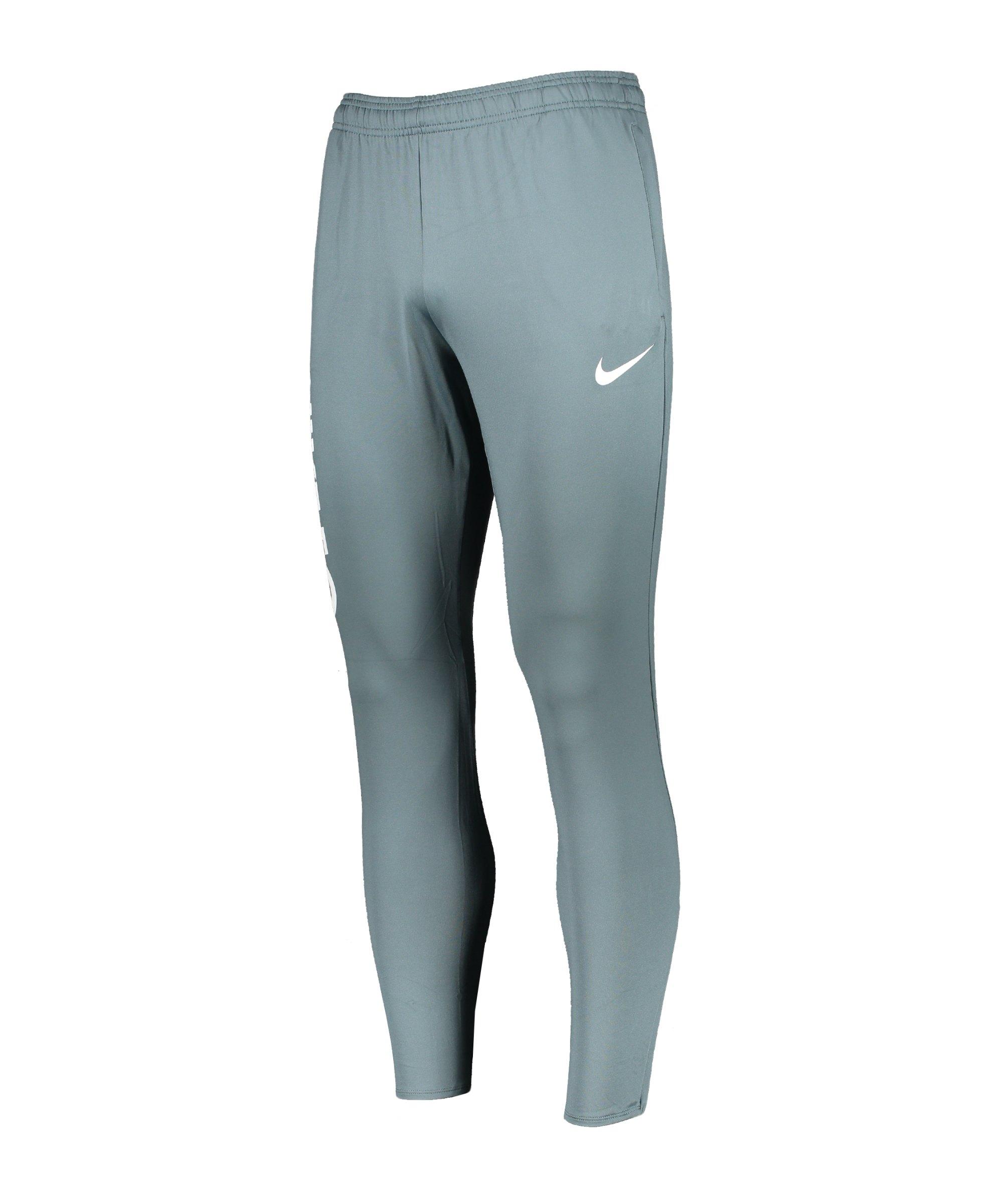 Nike F.C. Essential Jogginghose F387 - gruen