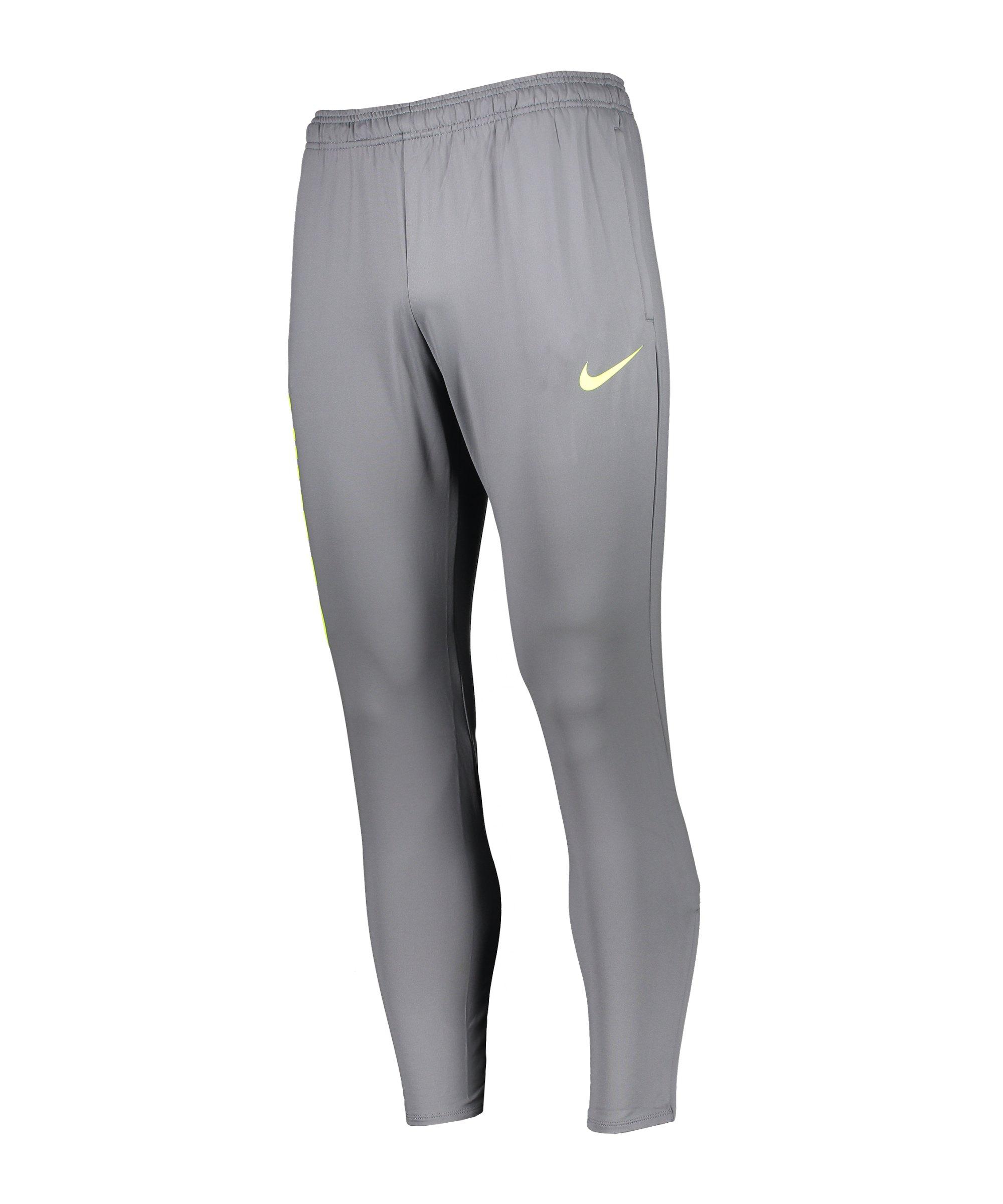 Nike F.C. Essential Jogginghose Grau F084 - grau